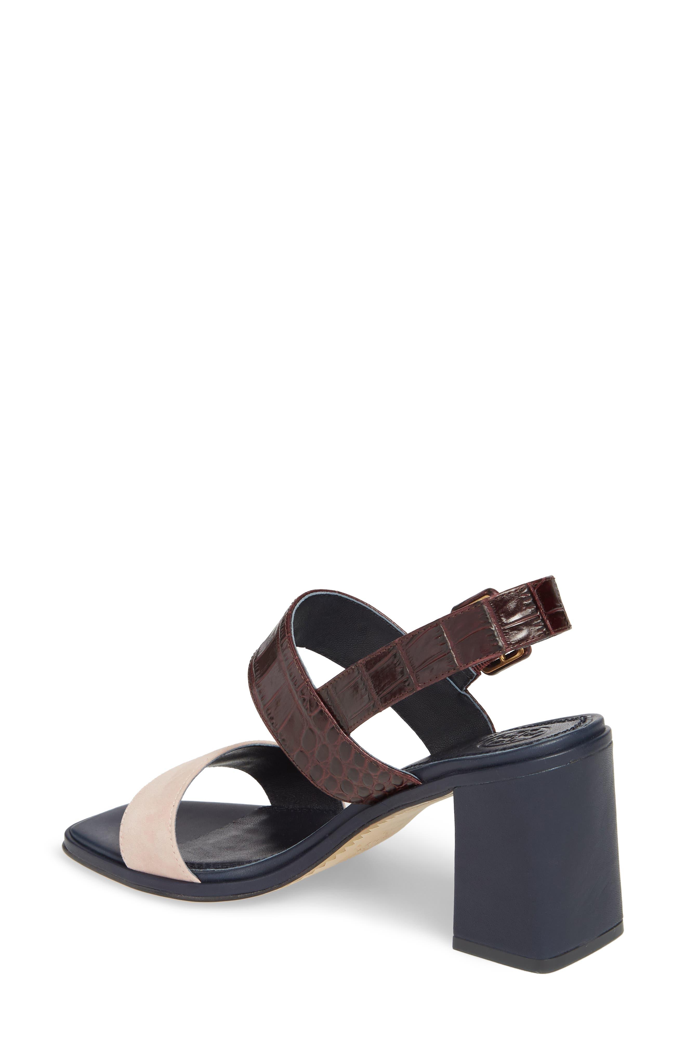 Delaney Double Strap Sandal,                             Alternate thumbnail 11, color,