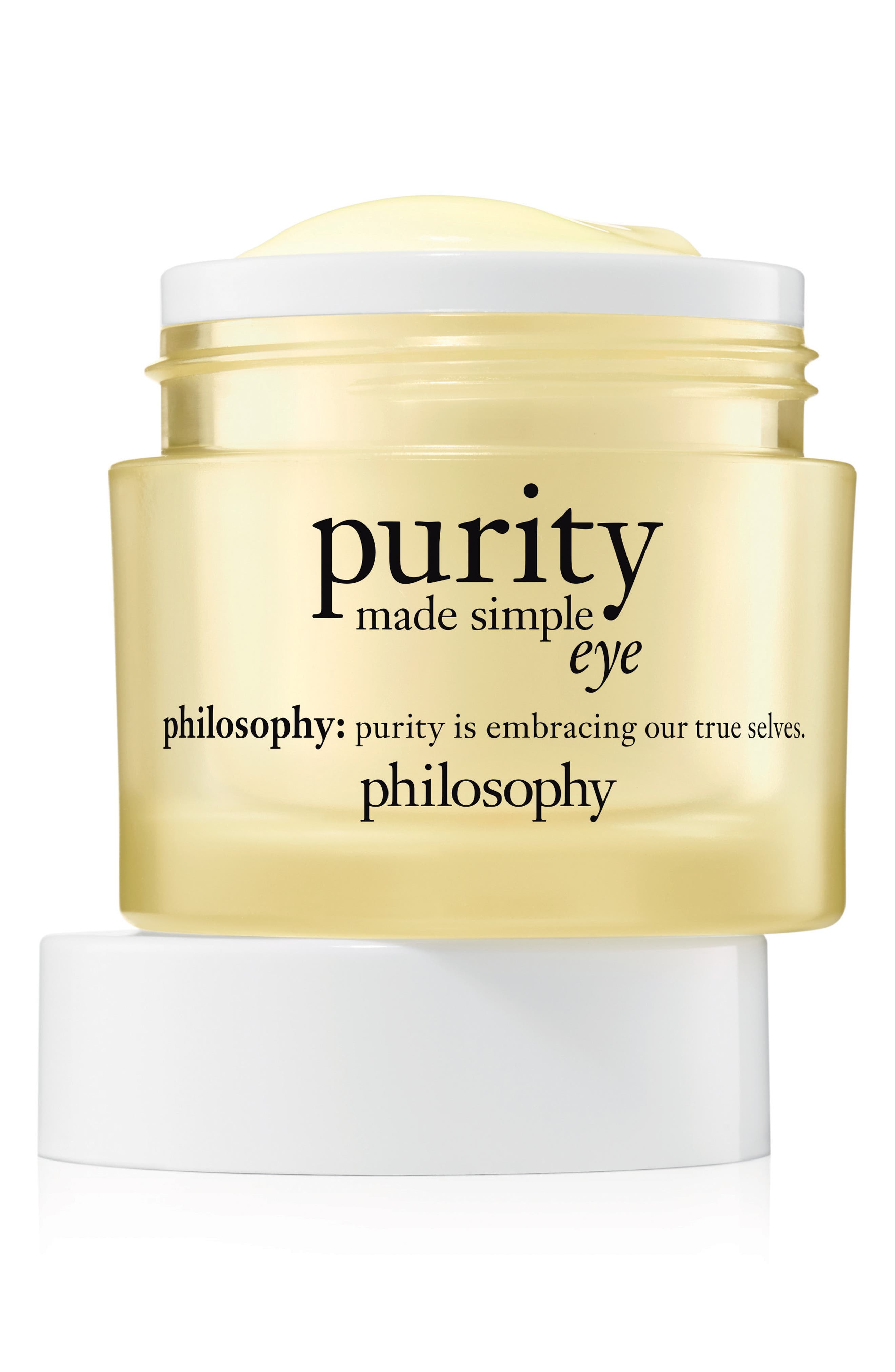 purity made simple hydra-bounce eye gel,                             Alternate thumbnail 2, color,                             NO COLOR
