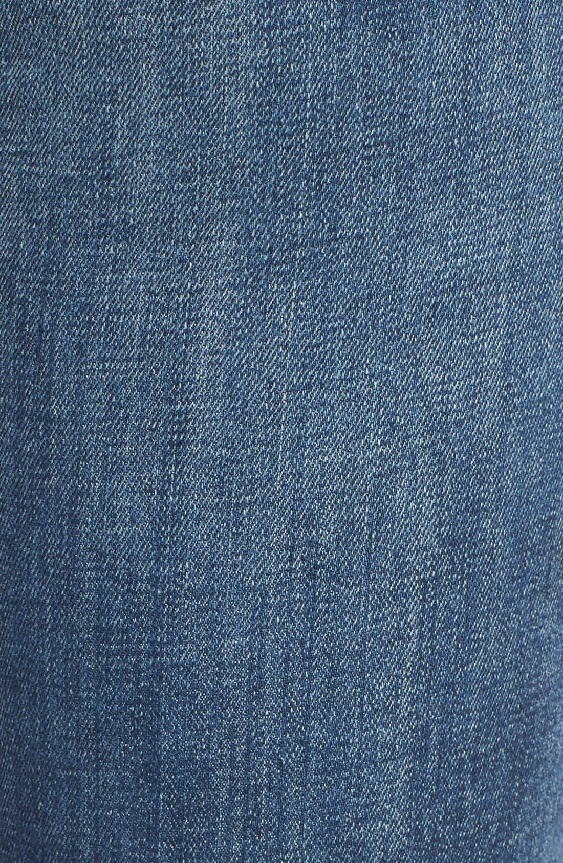 Madison Flare Jeans,                             Alternate thumbnail 3, color,                             404