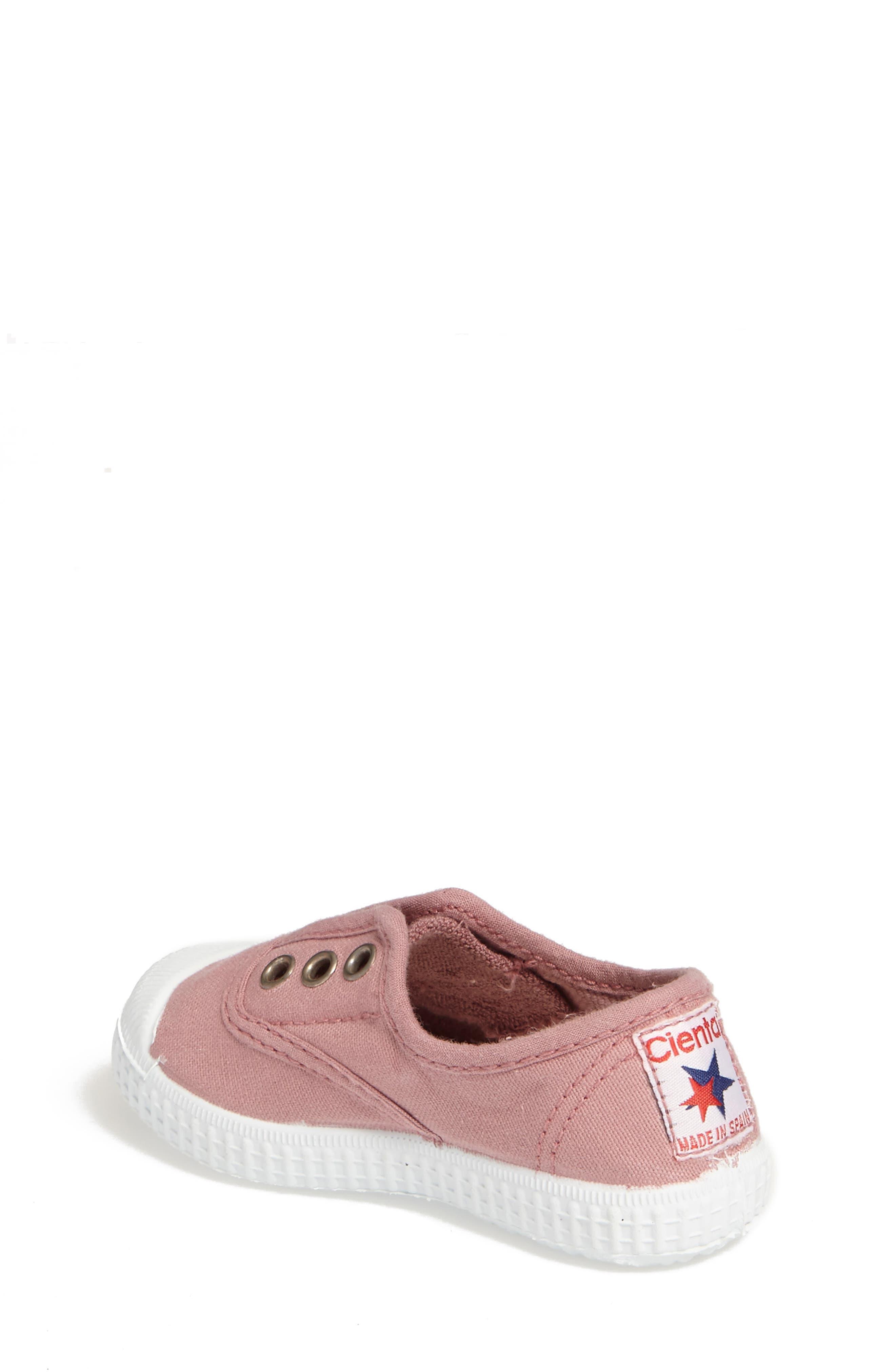 Laceless Slip-On Sneaker,                             Alternate thumbnail 16, color,