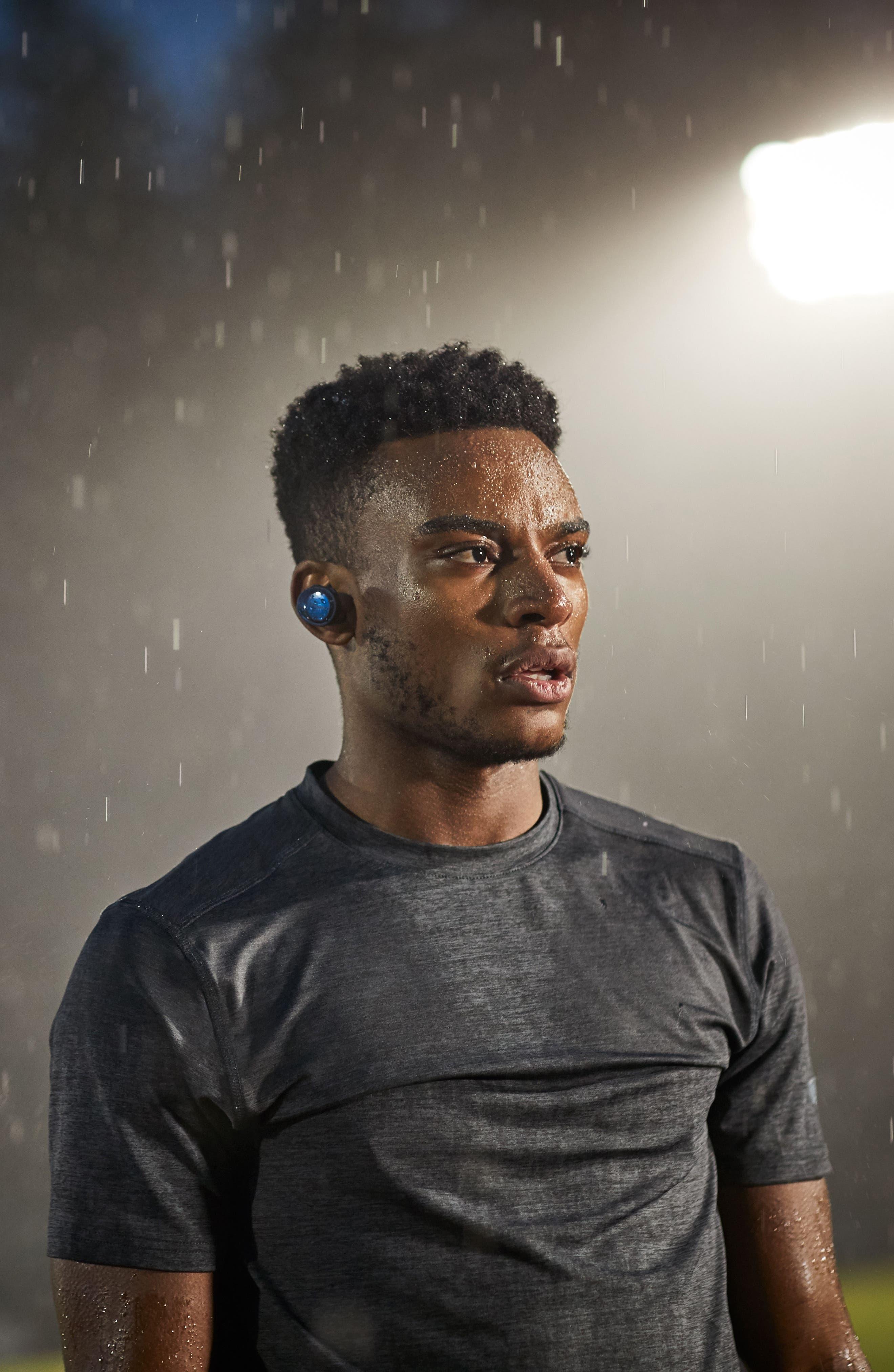 SoundSport<sup>®</sup> Free Wireless Headphones,                             Alternate thumbnail 12, color,                             BLACK