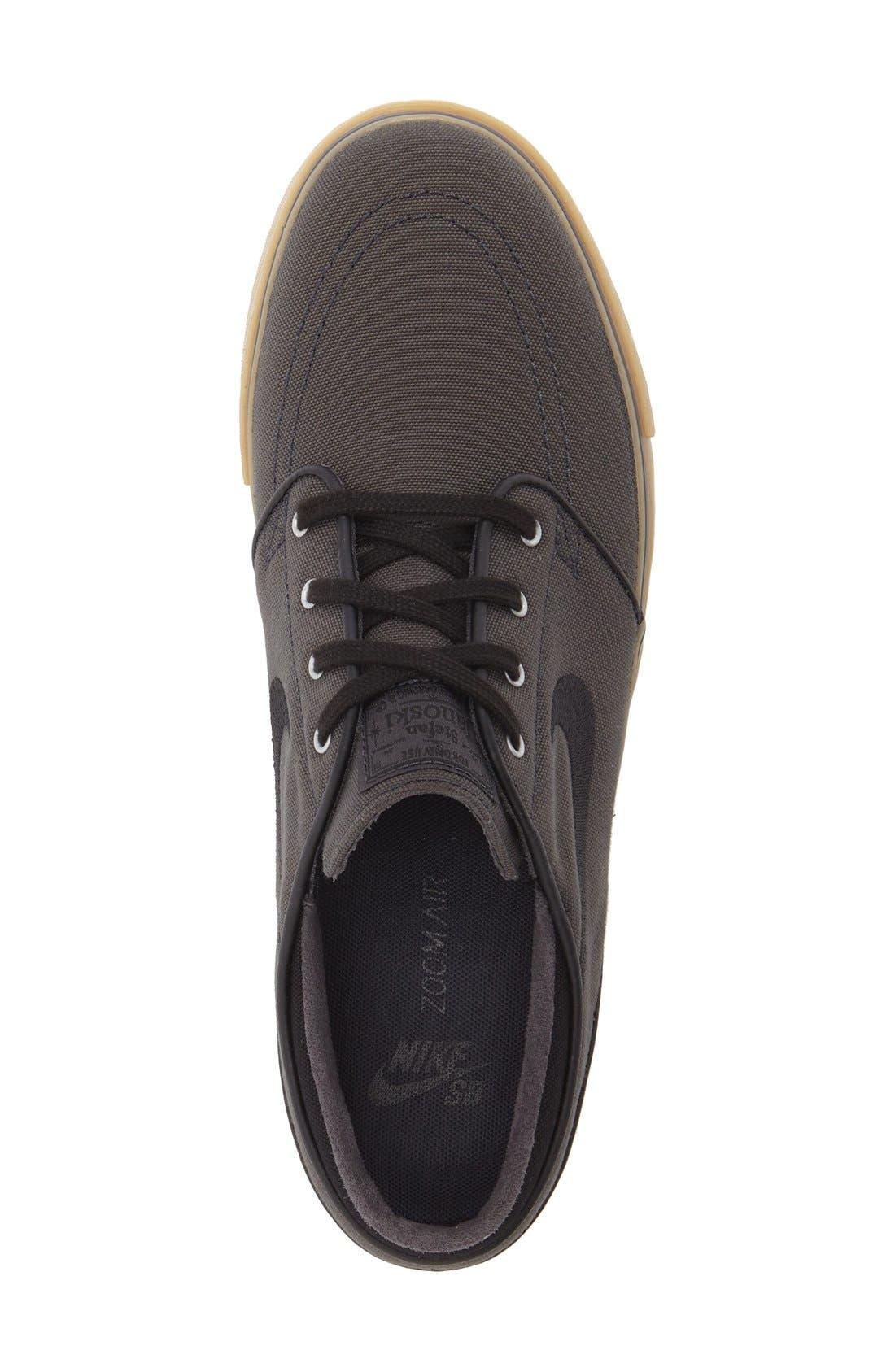 Zoom - Stefan Janoski SB Canvas Skate Shoe,                             Alternate thumbnail 152, color,