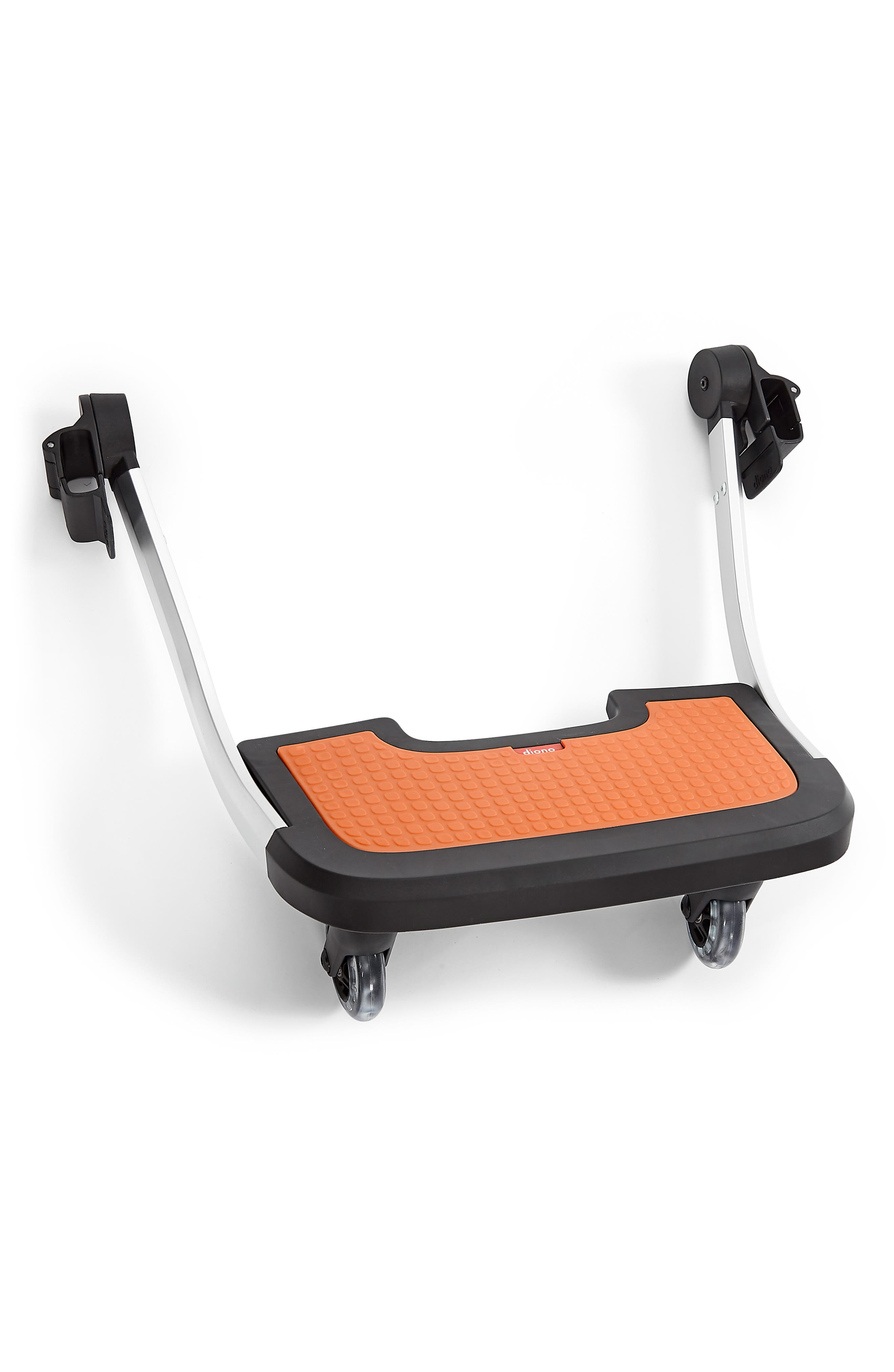 Infant Diono Quantum Hop  Roll Buggy Board Size One Size  Orange
