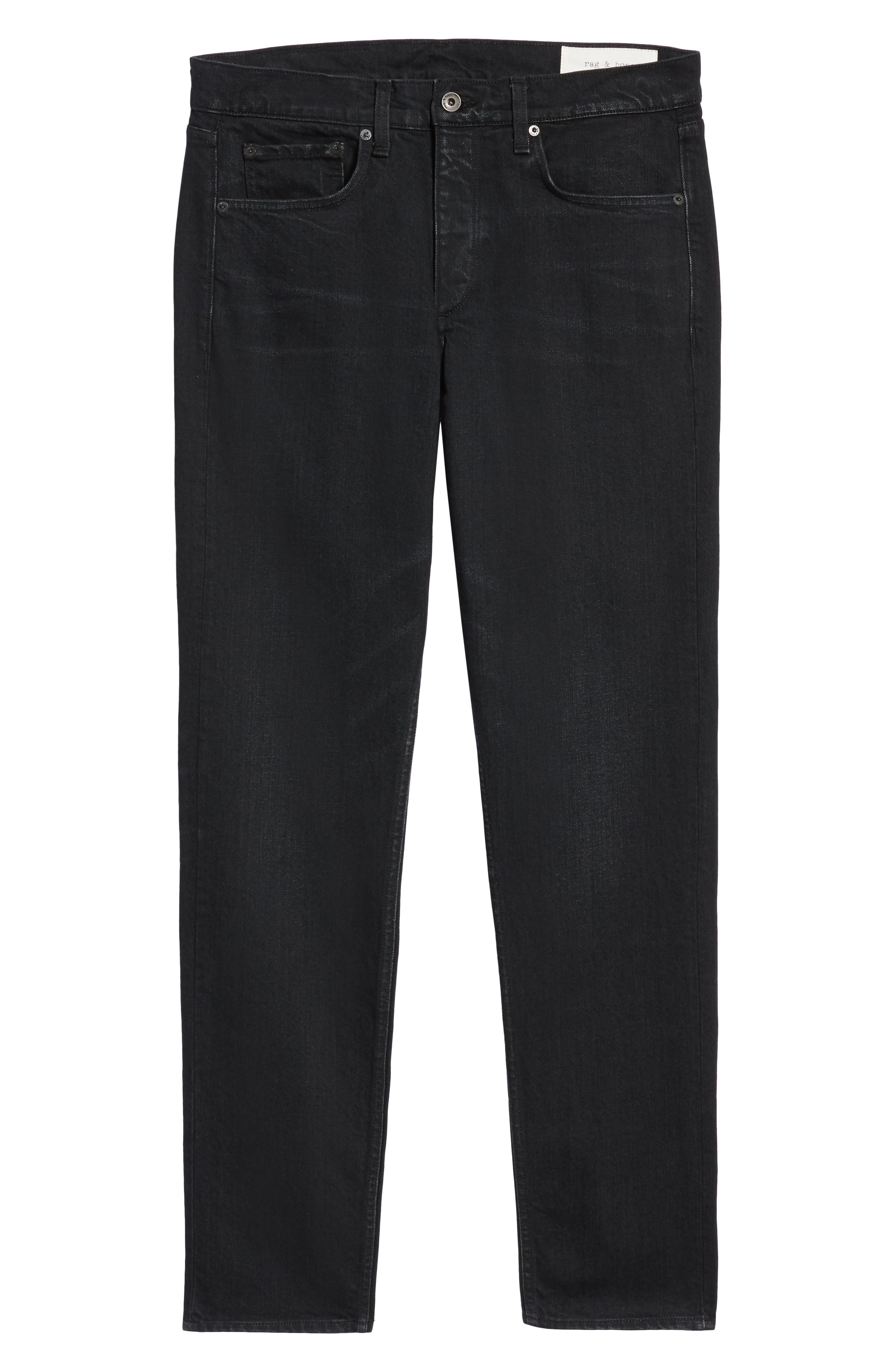 Fit 2 Slim Fit Jeans,                             Alternate thumbnail 6, color,                             DEVON