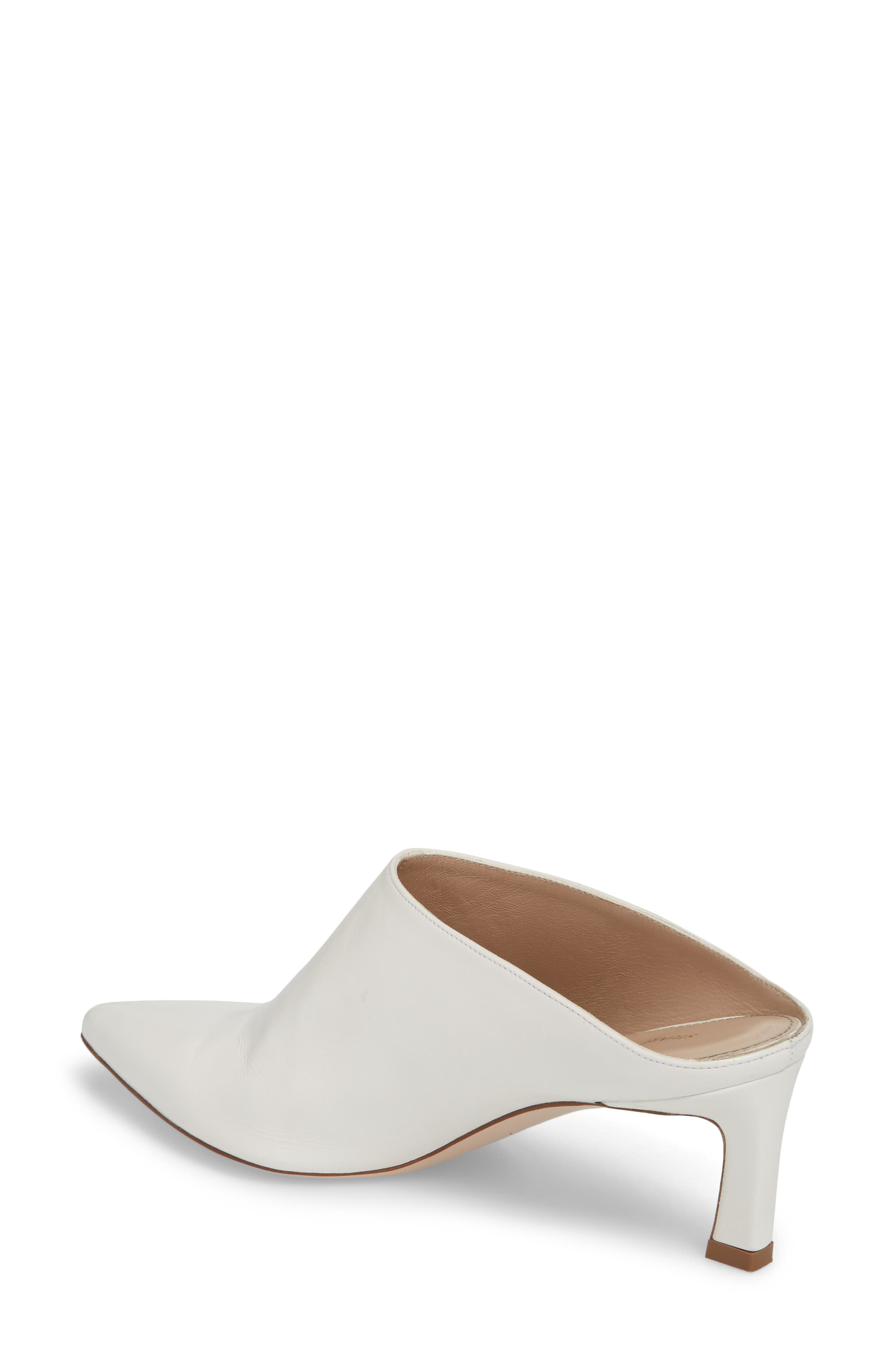 Mira Pointy Toe Mule,                             Alternate thumbnail 17, color,