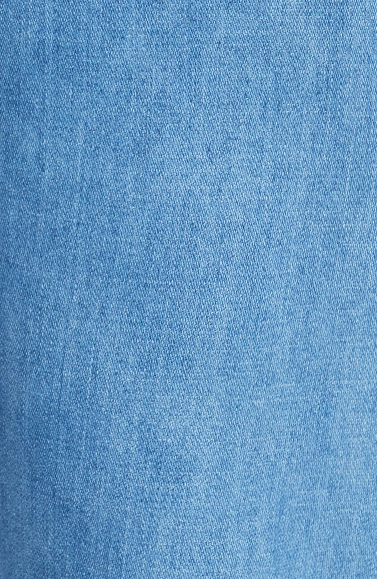 Petit New Standard Slim Fit Jeans,                             Alternate thumbnail 4, color,                             461