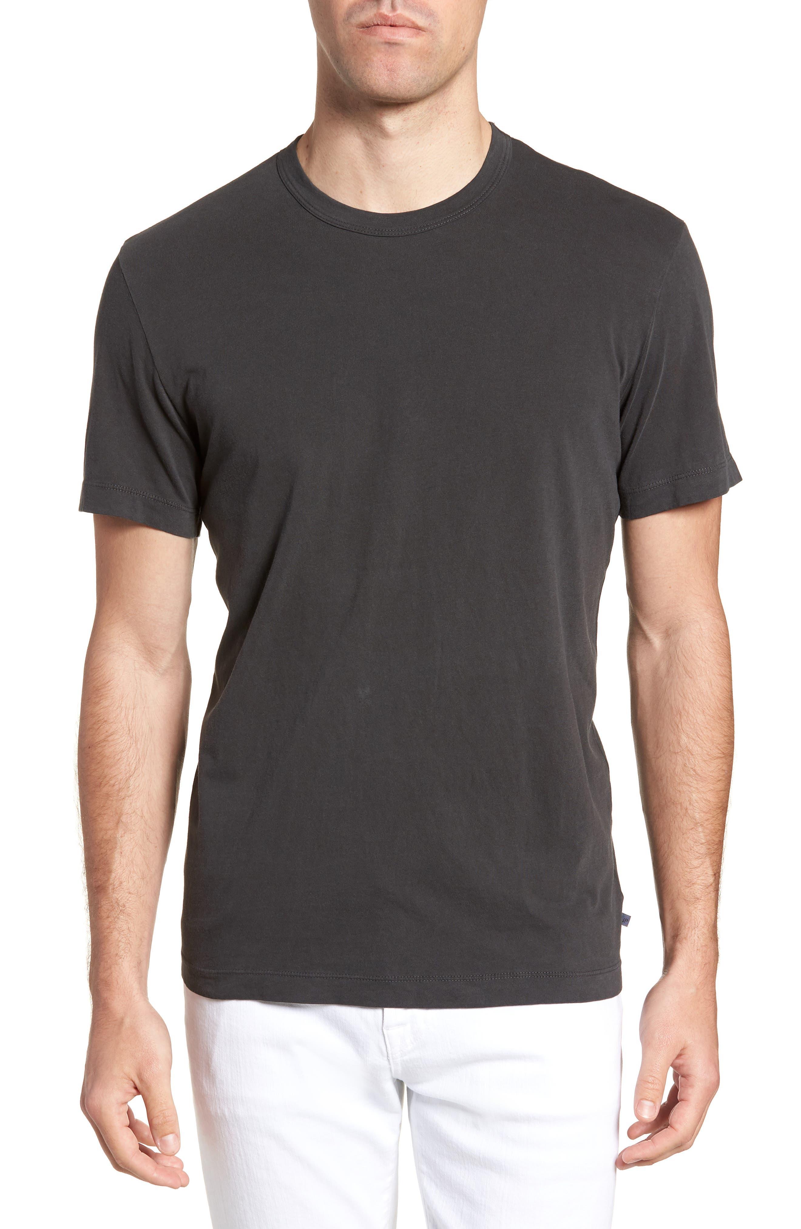 Crewneck Jersey T-Shirt,                             Alternate thumbnail 114, color,