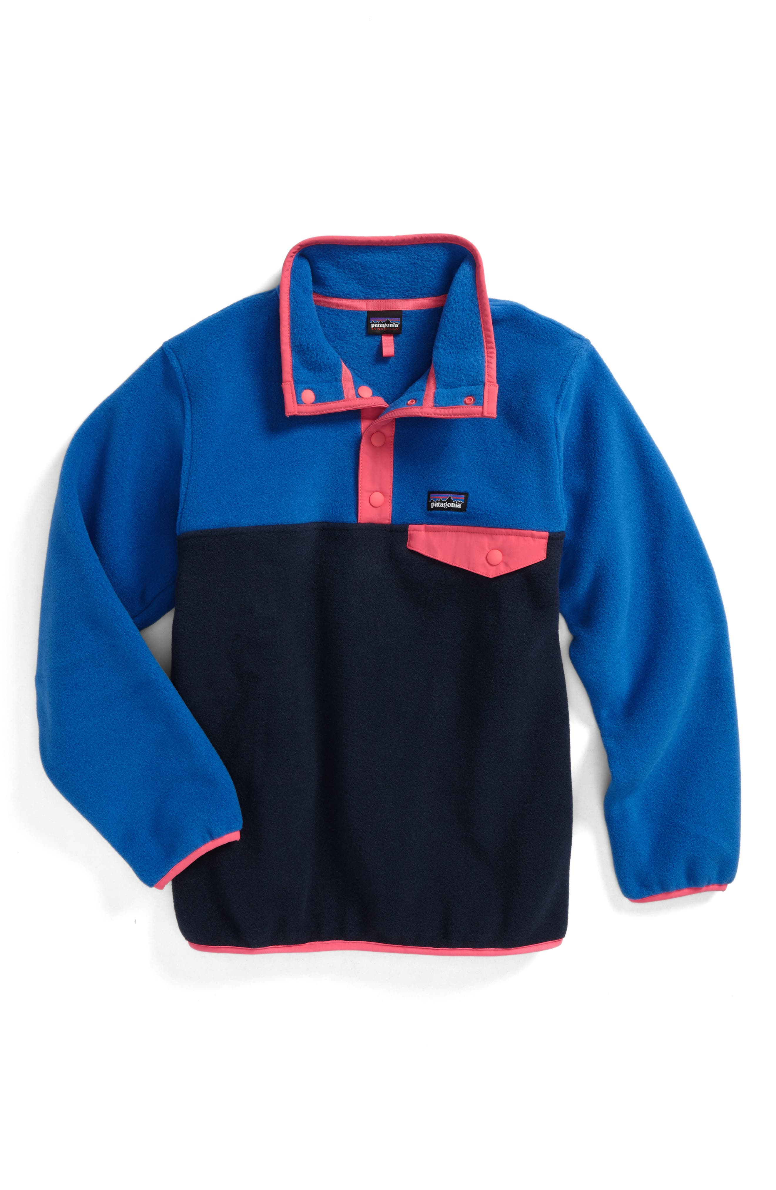 Synchilla<sup>®</sup> Snap-T<sup>®</sup> Fleece Pullover,                             Main thumbnail 2, color,