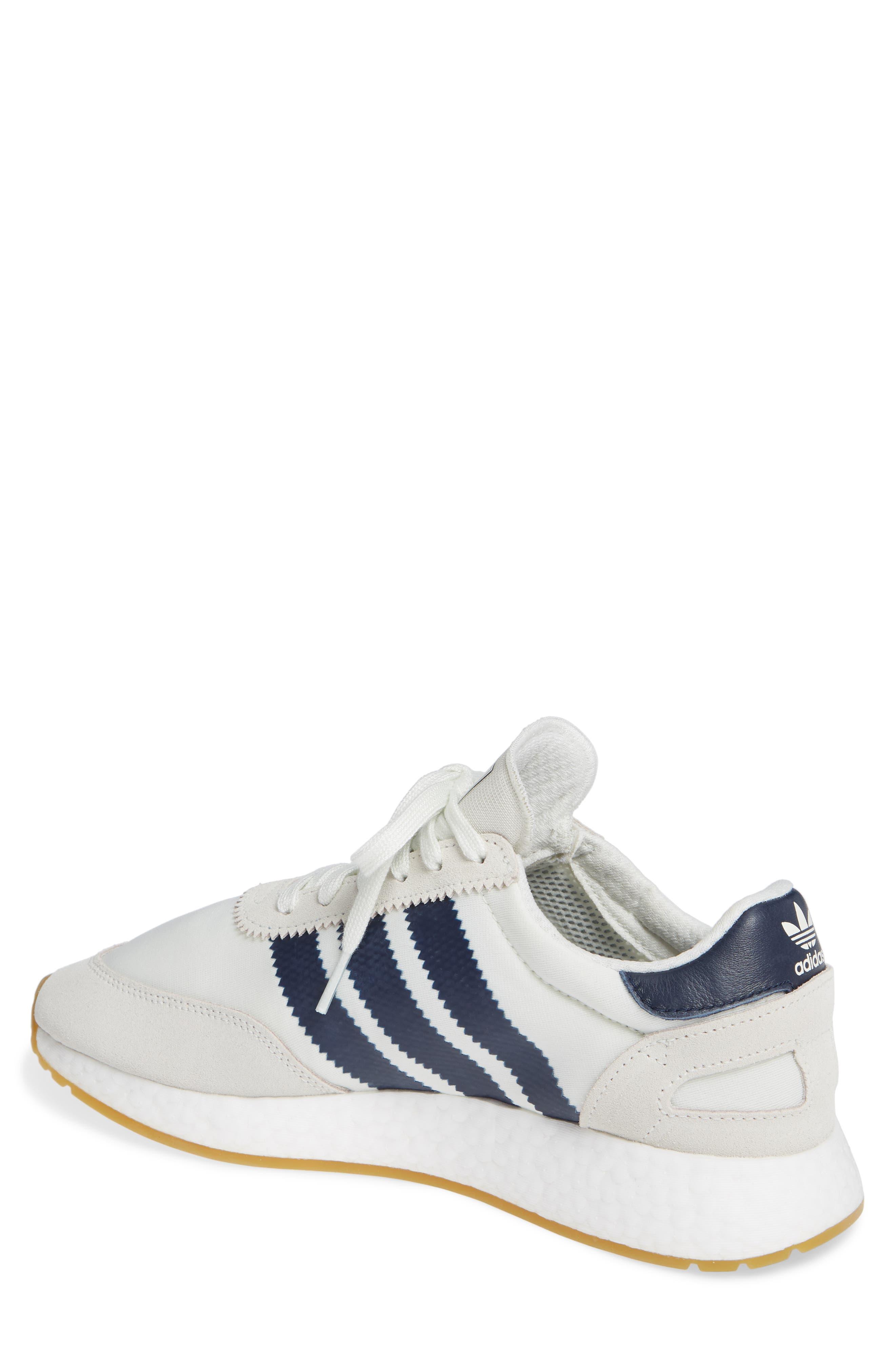 I-5923 Sneaker,                             Alternate thumbnail 2, color,                             WHITE/ GREY/ GUM