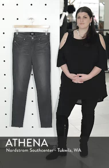 Transcend - Hoxton High Waist Ultra Skinny Jeans, sales video thumbnail