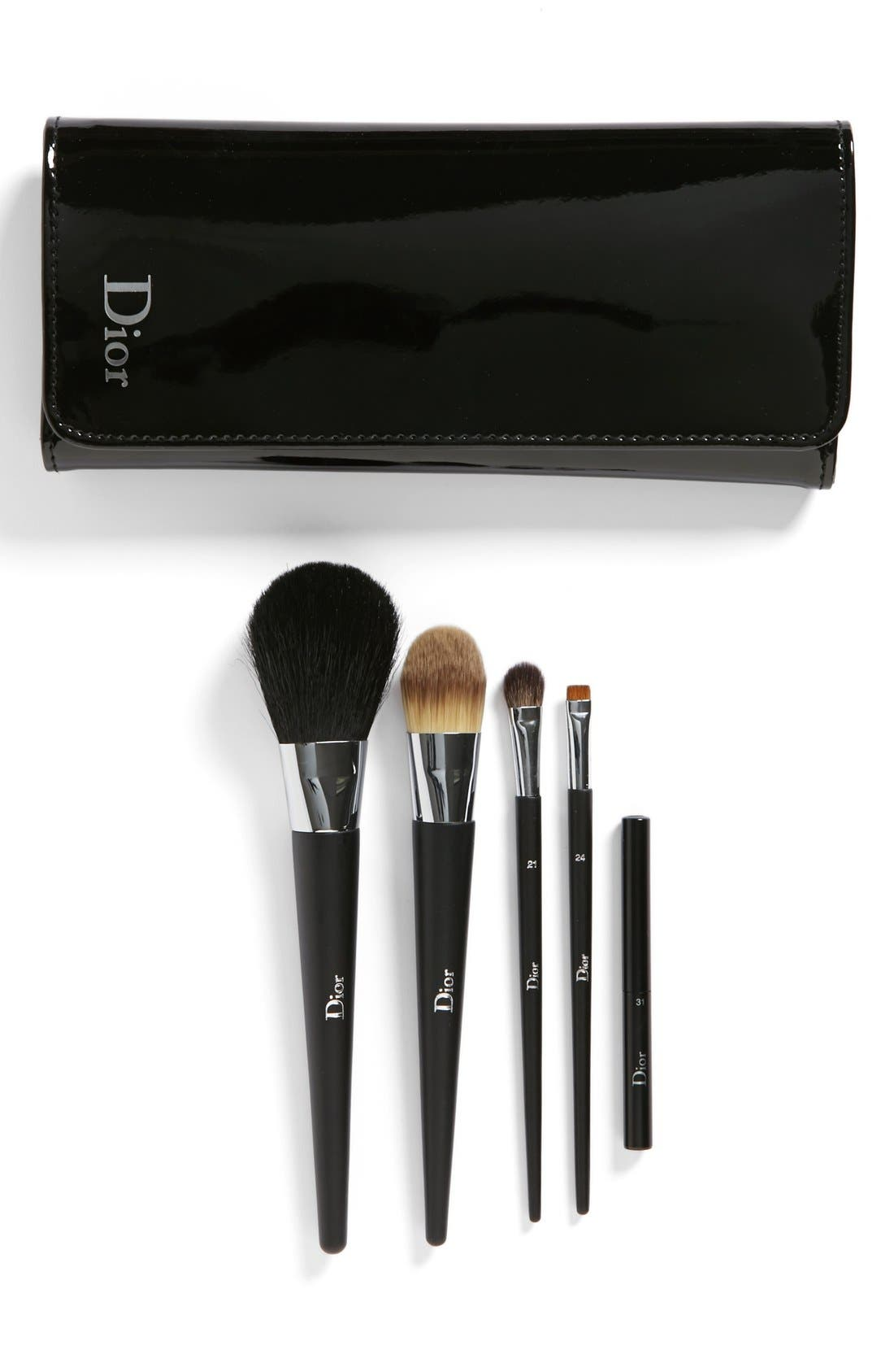 DIOR 'Backstage Brush' Set, Main, color, 000