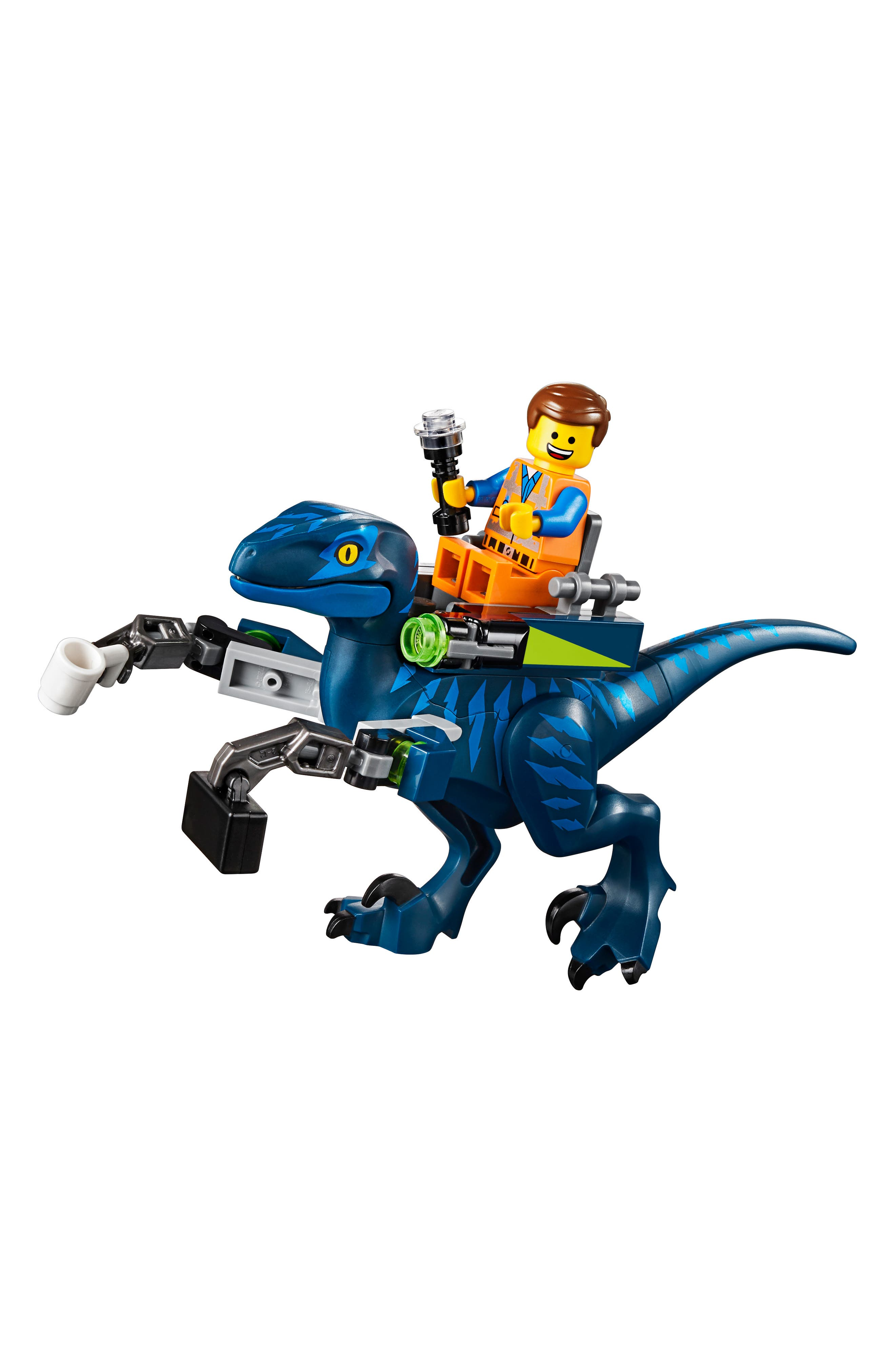 LEGO<SUP>®</SUP>,                             The LEGO<sup>®</sup> Movie 2 Rex's 3-in-1 Rex-treme Offroader Toy - 70826,                             Alternate thumbnail 5, color,                             960