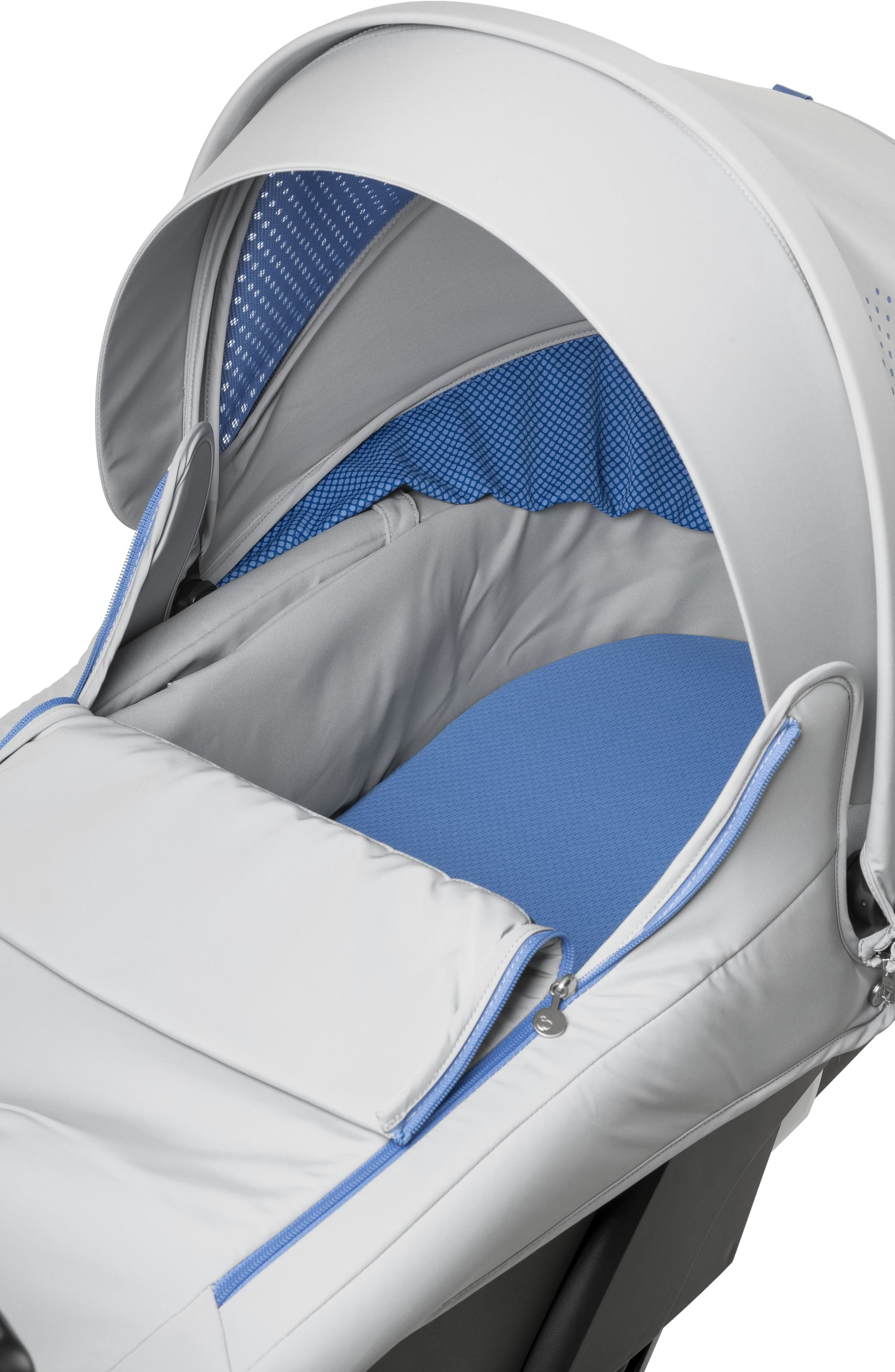 Xplory<sup>®</sup> Athleisure Stroller Carry Cot Attachment,                             Alternate thumbnail 3, color,                             410