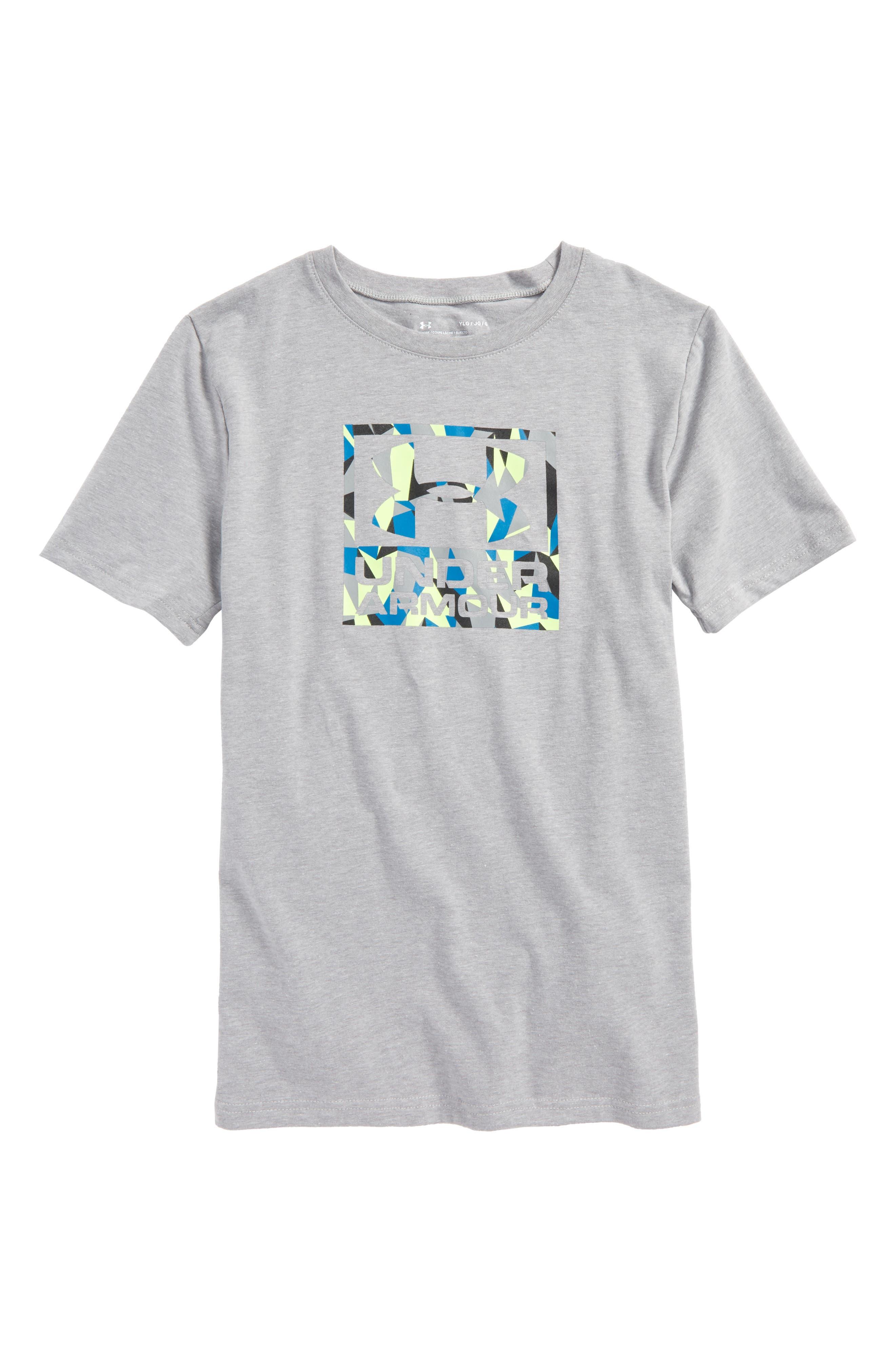 Duo Logo T-Shirt,                             Main thumbnail 1, color,