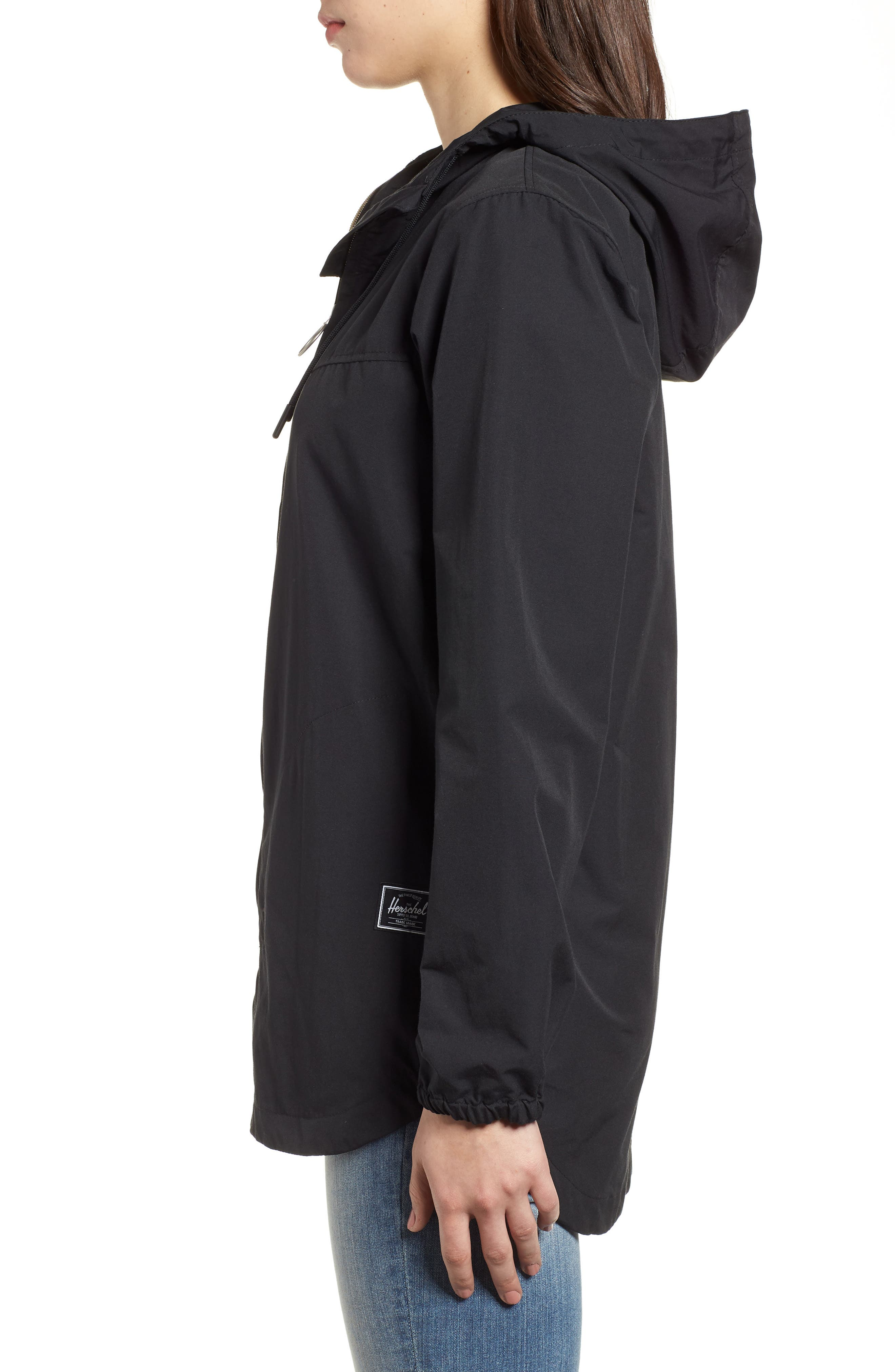 Hooded Jacket,                             Alternate thumbnail 3, color,                             001