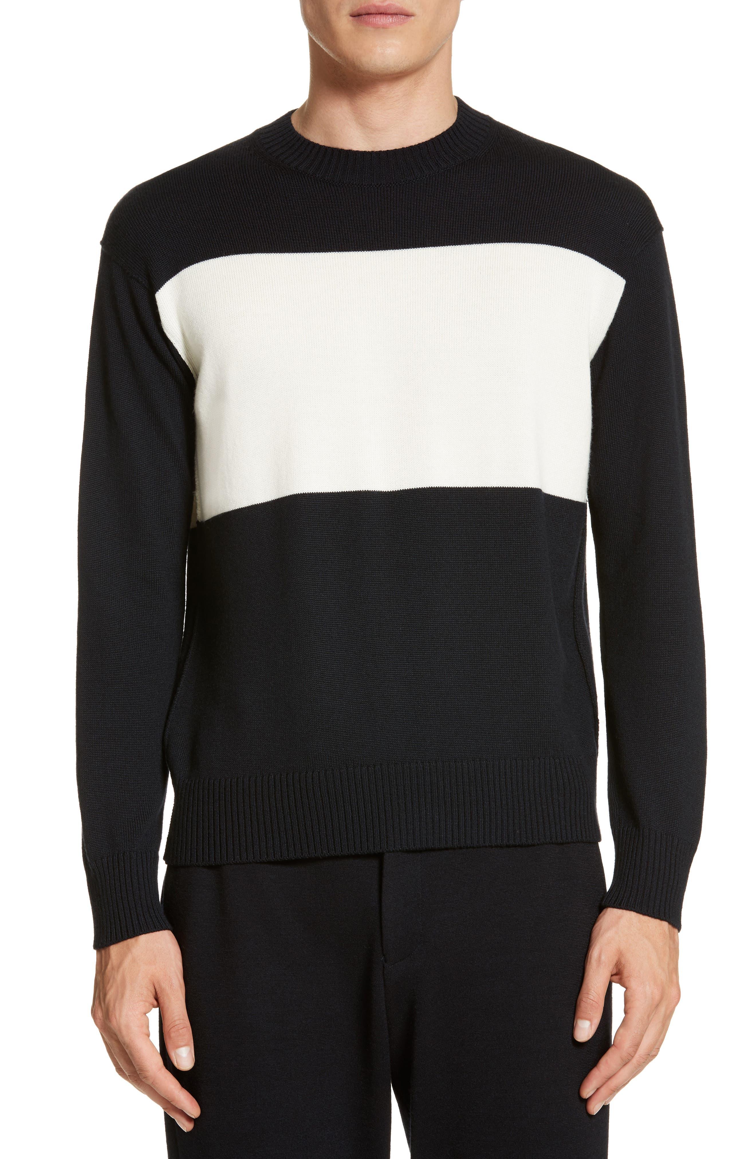 Merino Sweater,                         Main,                         color, 410