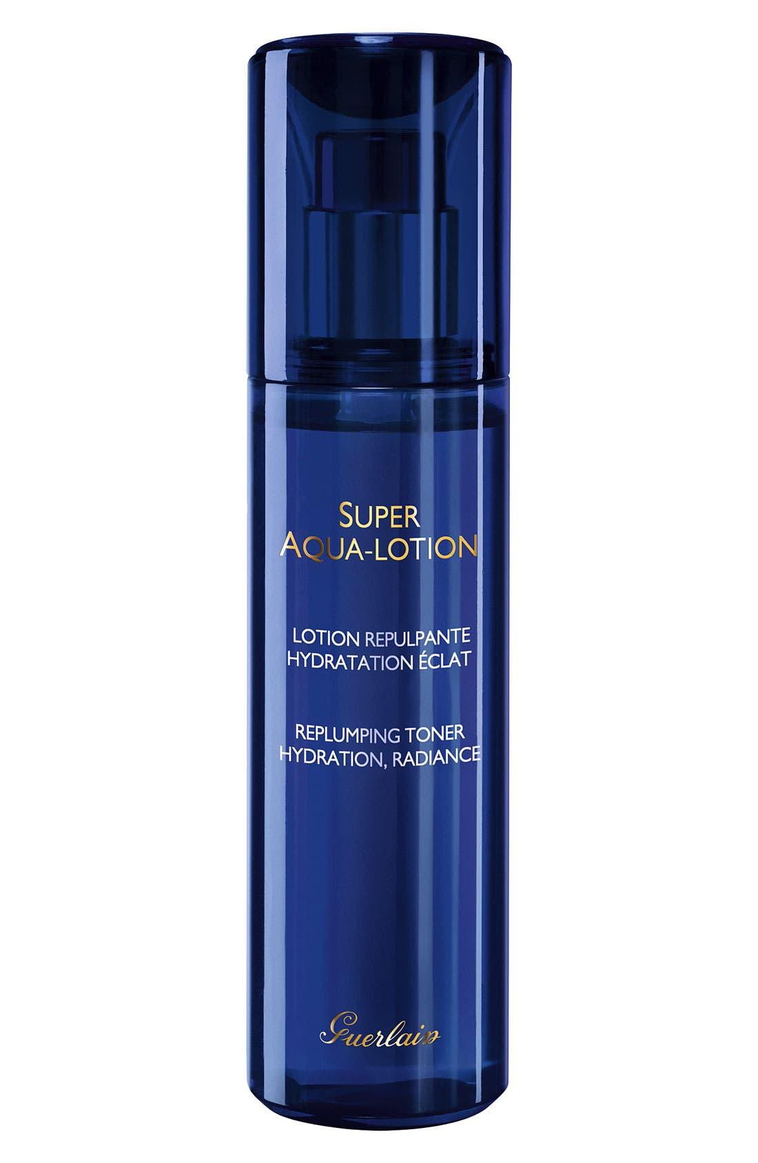 Super Aqua Lotion Hydrating Toner,                             Main thumbnail 1, color,                             000