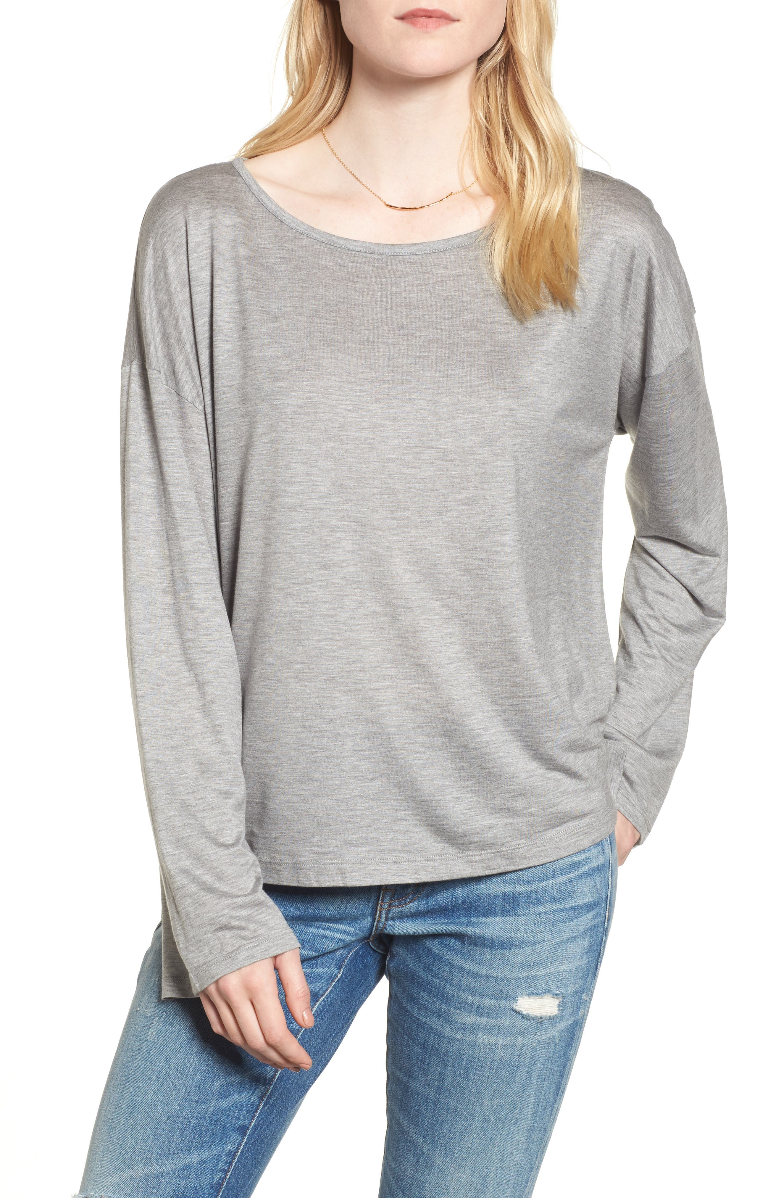Libretto Wide Sleeve Top,                             Main thumbnail 2, color,