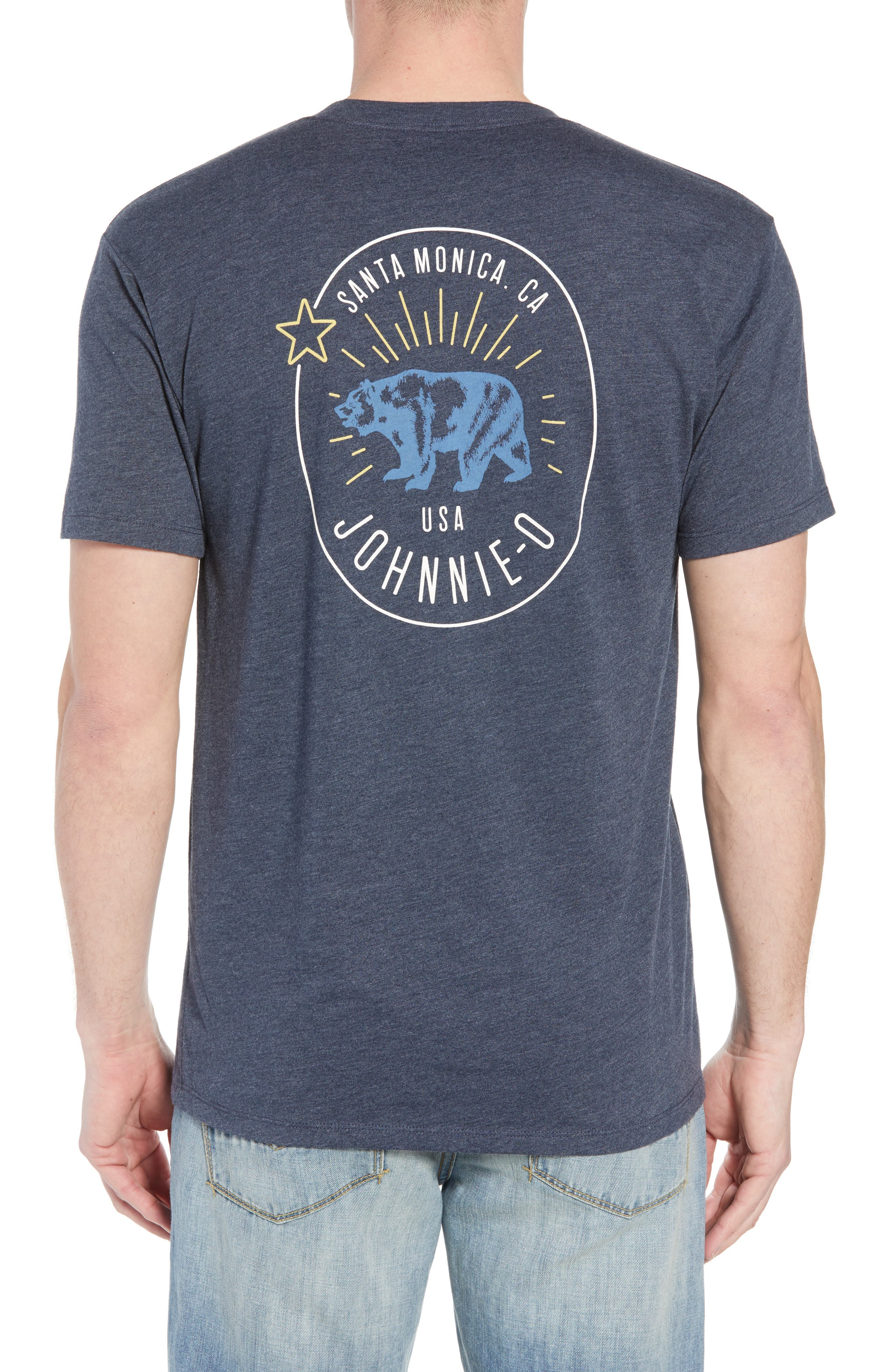 Bear Graphic T-Shirt,                             Alternate thumbnail 2, color,                             411