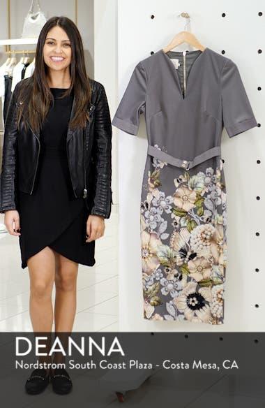 Wendala Gem Gardens Body-Con Dress, sales video thumbnail