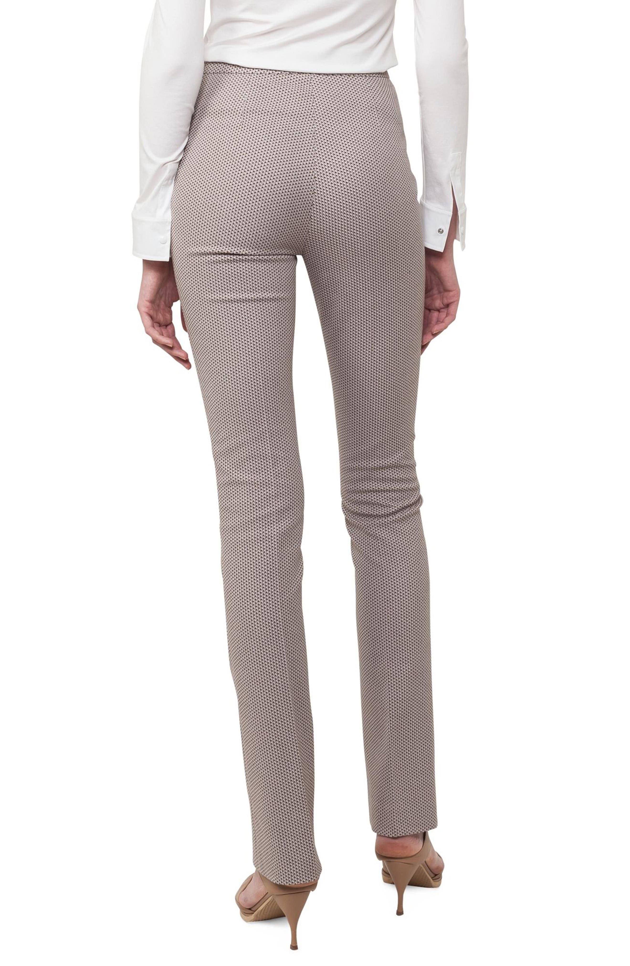 Claire Stretch Cotton Pants,                             Alternate thumbnail 2, color,                             250
