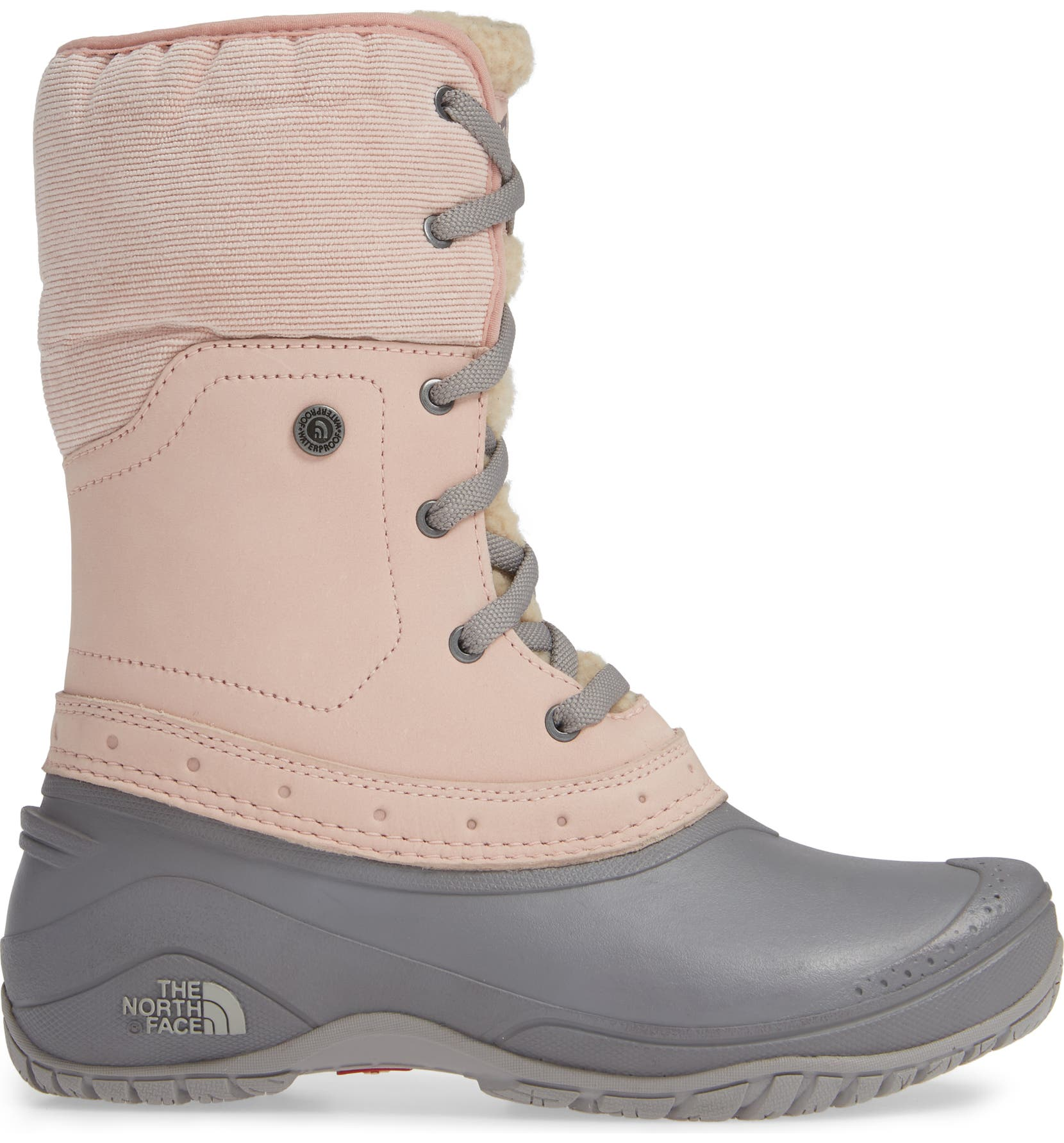0d56548771 The North Face Shellista Roll Cuff Waterproof Insulated Winter Boot (Women)