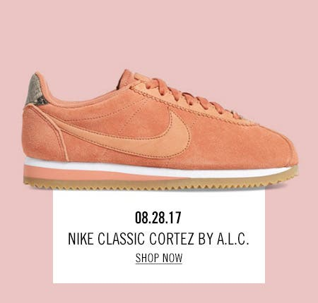 Nordstrom x Nike: new and hot Nike Classic Cortez by A.L.C.