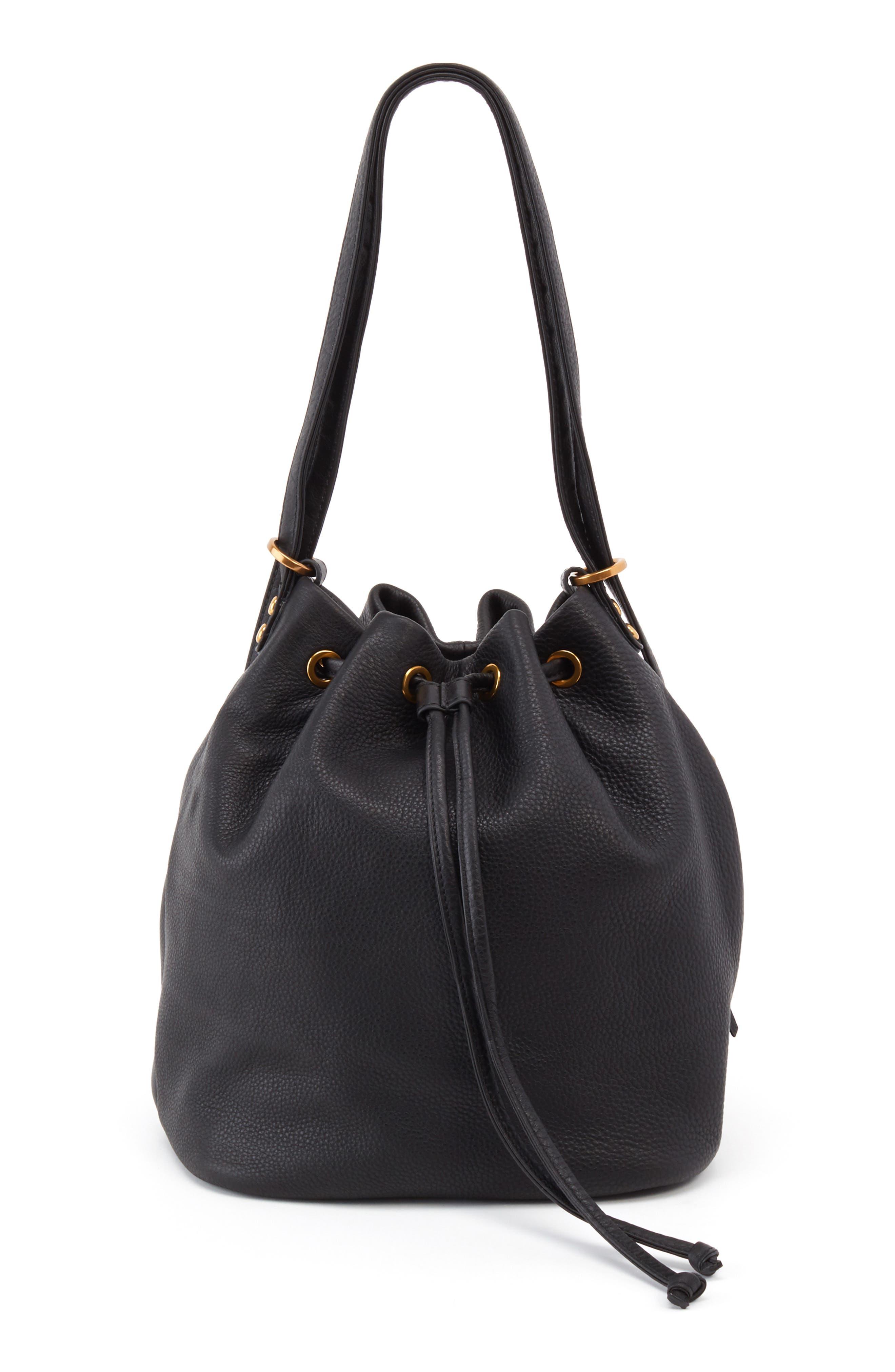 Brandish Convertible Bucket Bag,                             Main thumbnail 1, color,                             001