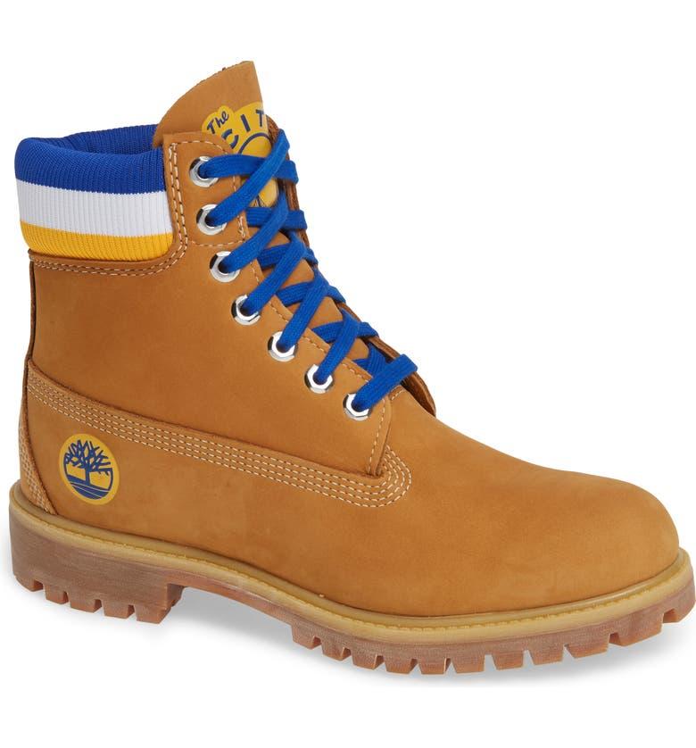 Timberland Premium NBA Collection Boot (Men)  680e72440211