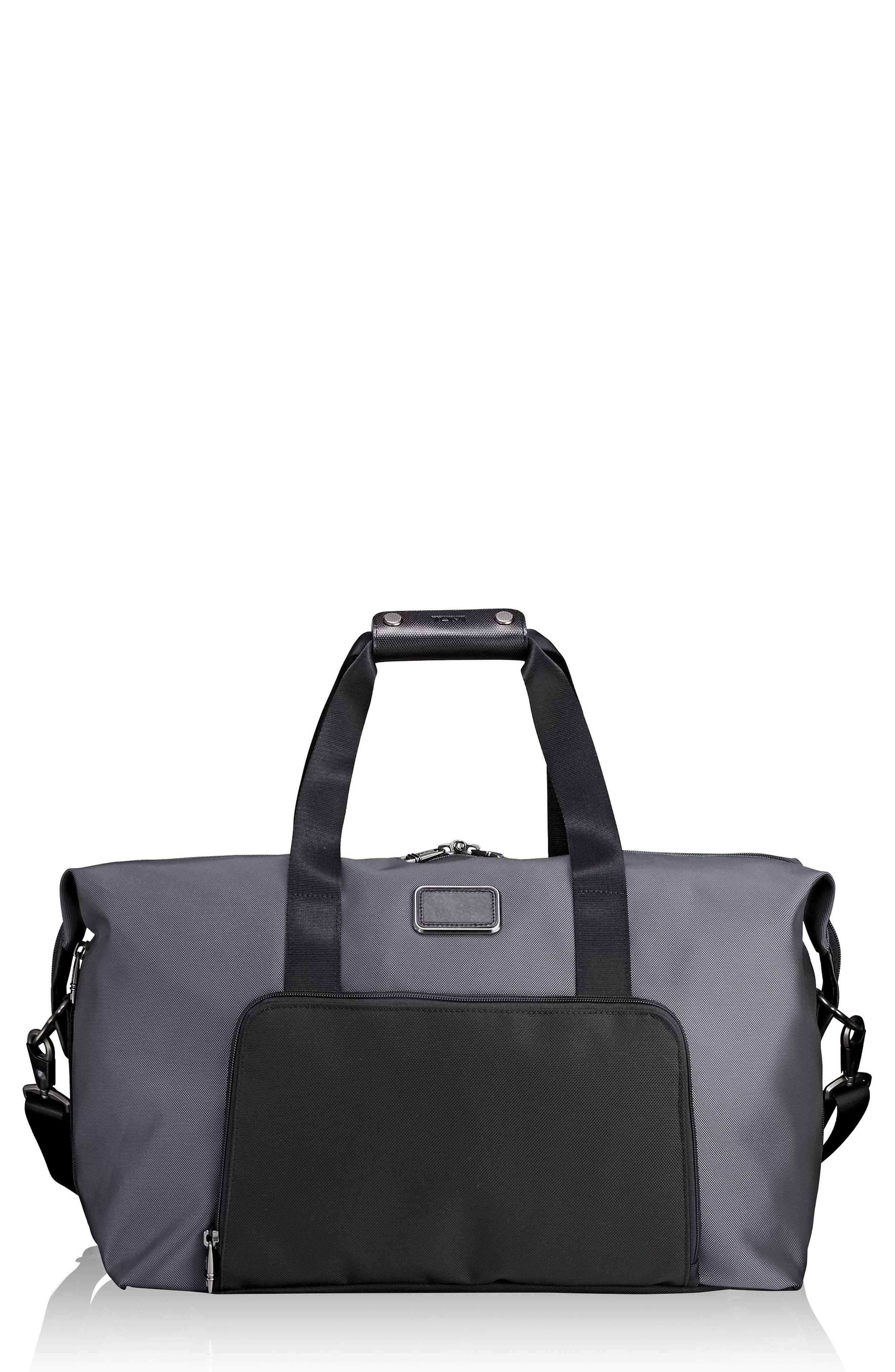 Alpha 2 - Travel Satchel,                         Main,                         color, PEWTER