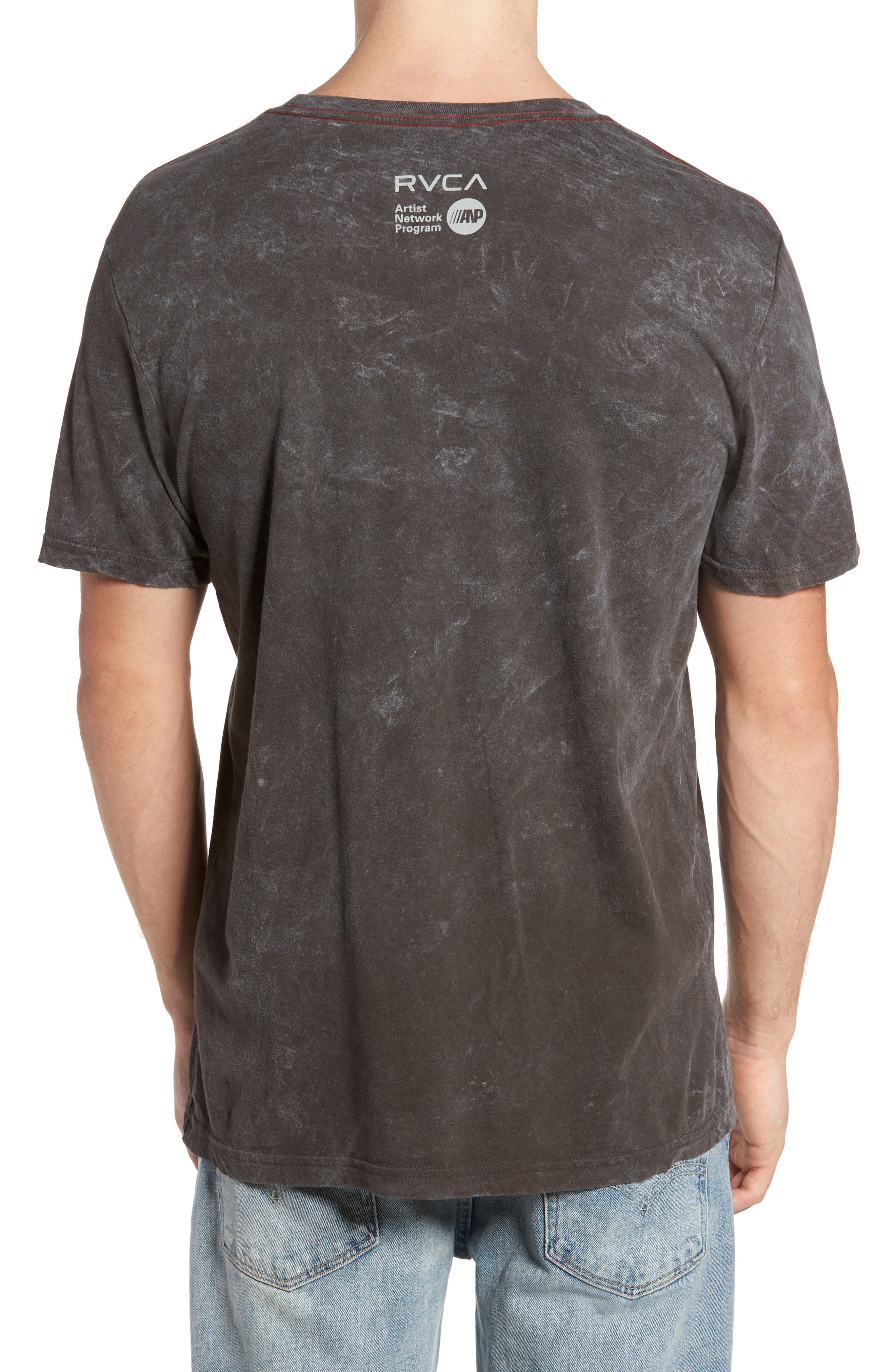 Trail to Nowhere Graphic T-Shirt,                             Alternate thumbnail 2, color,                             008