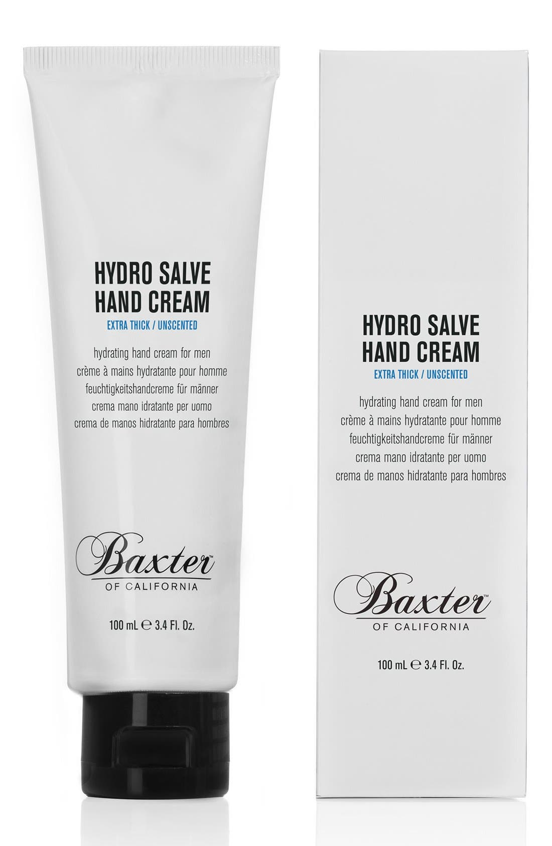 Hydro Salve Hand Cream,                             Main thumbnail 1, color,                             000