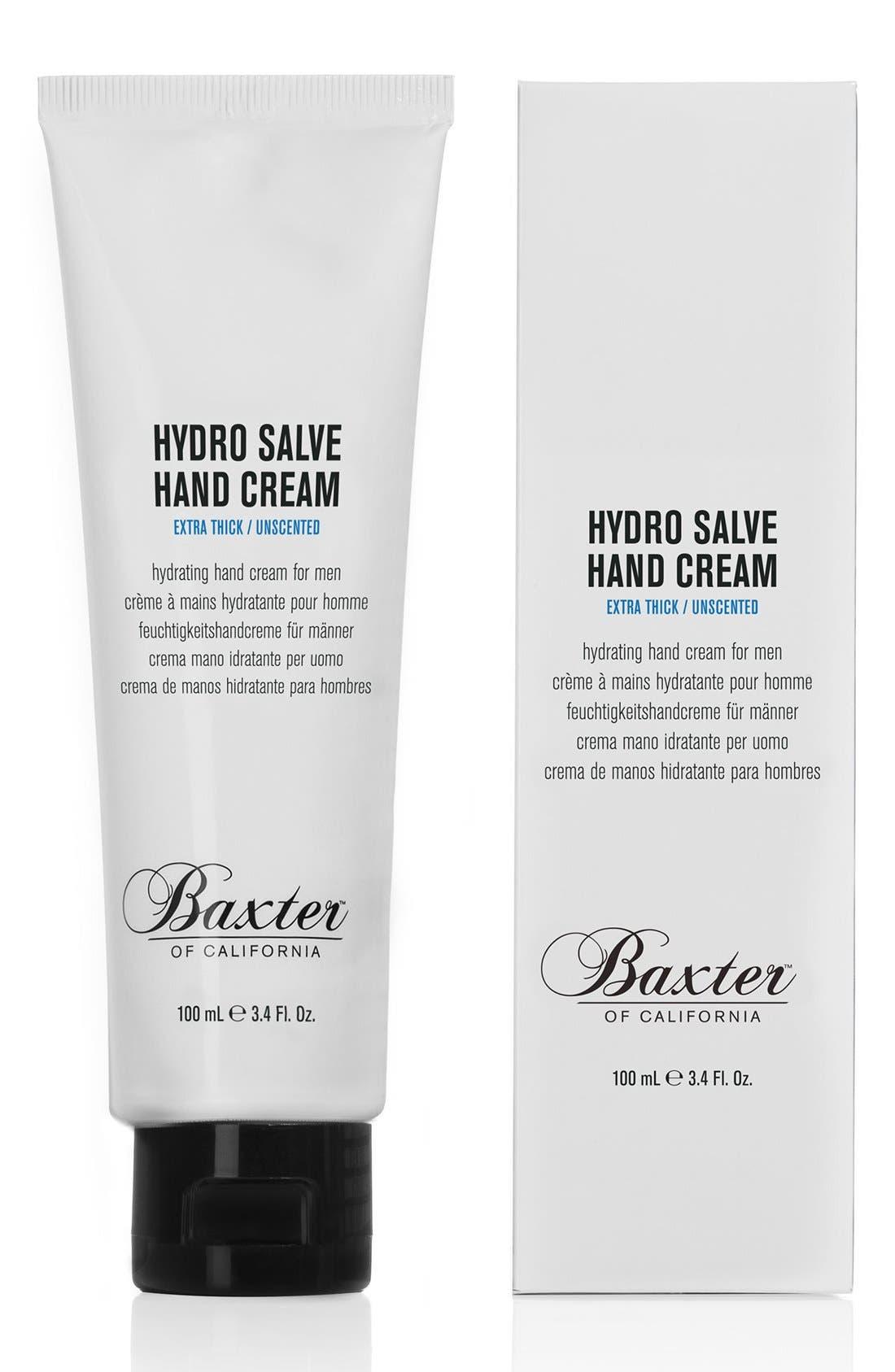 Hydro Salve Hand Cream,                         Main,                         color, NO COLOR
