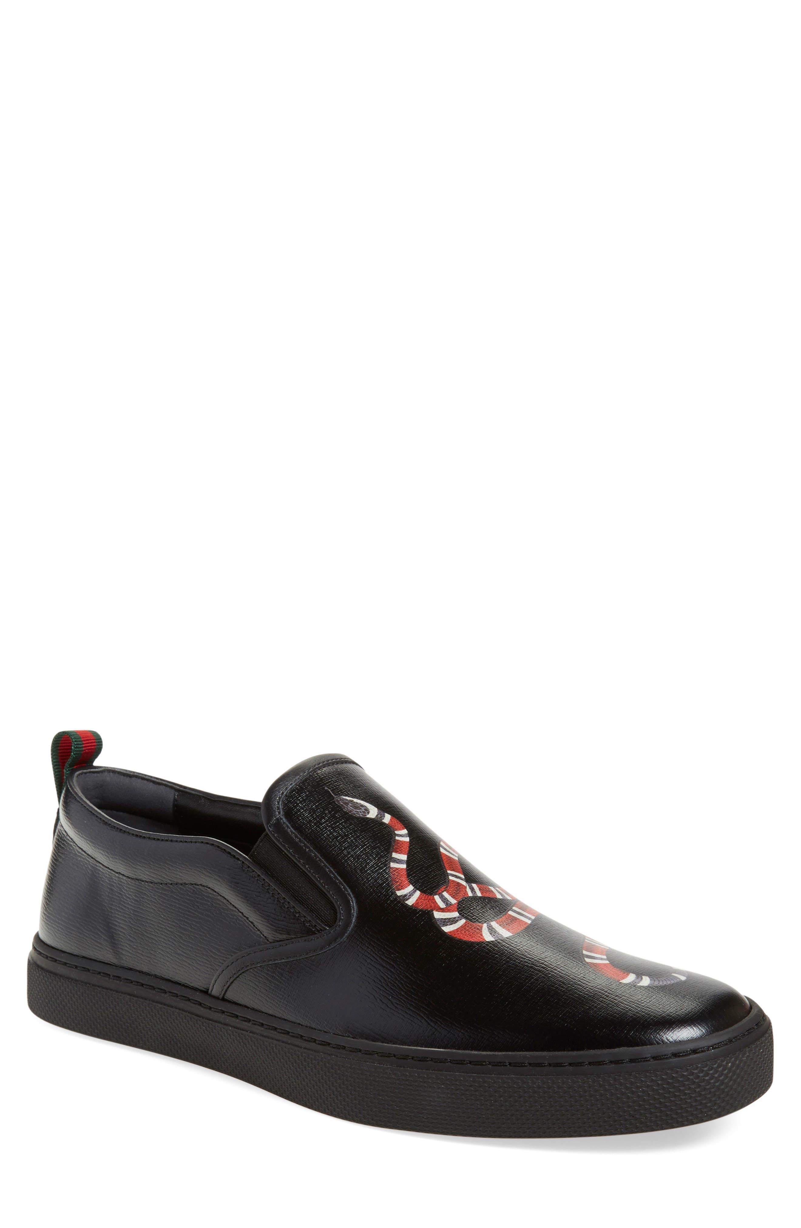 Dublin Slip-On Sneaker,                             Alternate thumbnail 17, color,