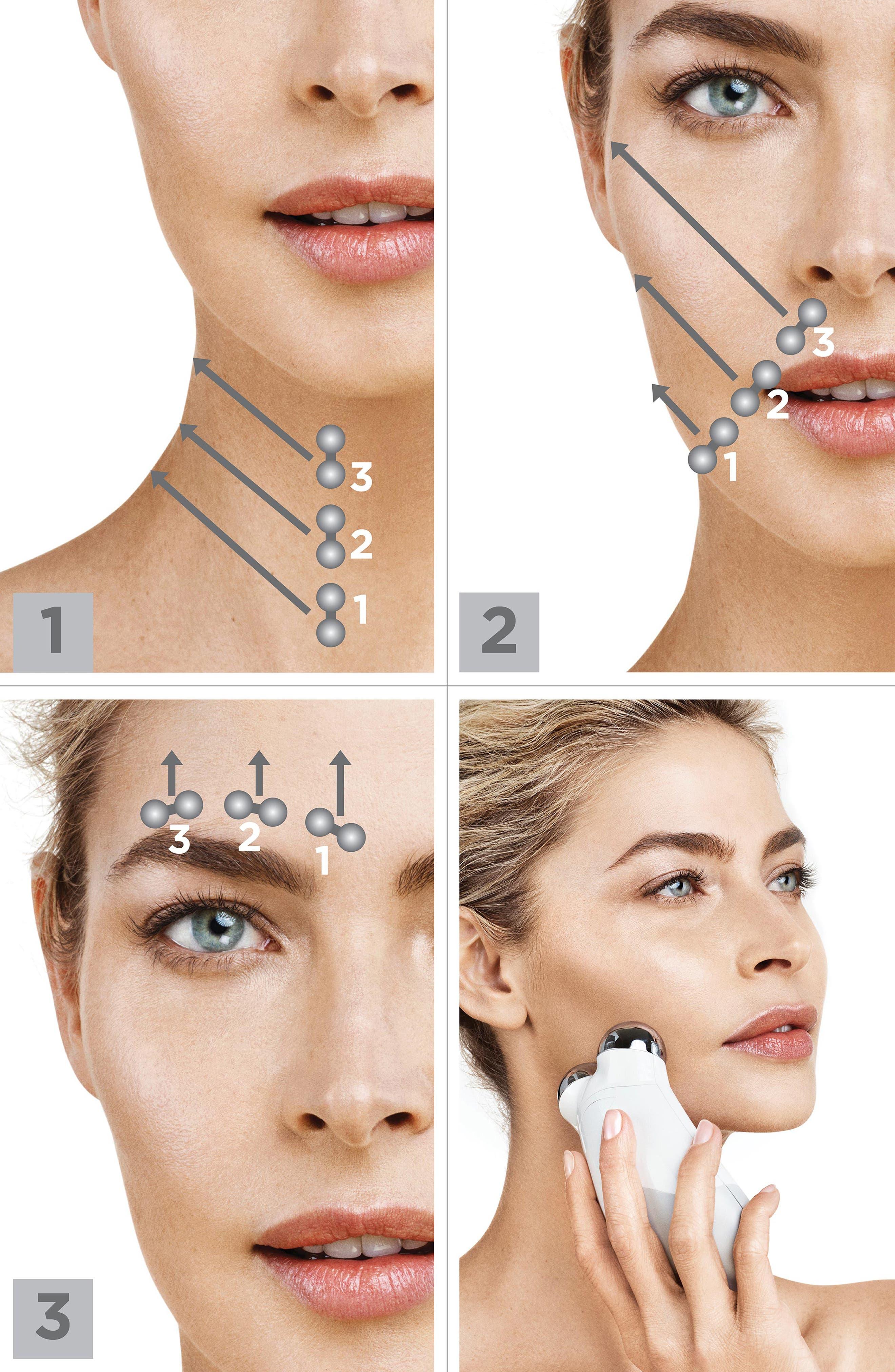 Trinity Facial Toning Device,                             Alternate thumbnail 2, color,                             NO COLOR