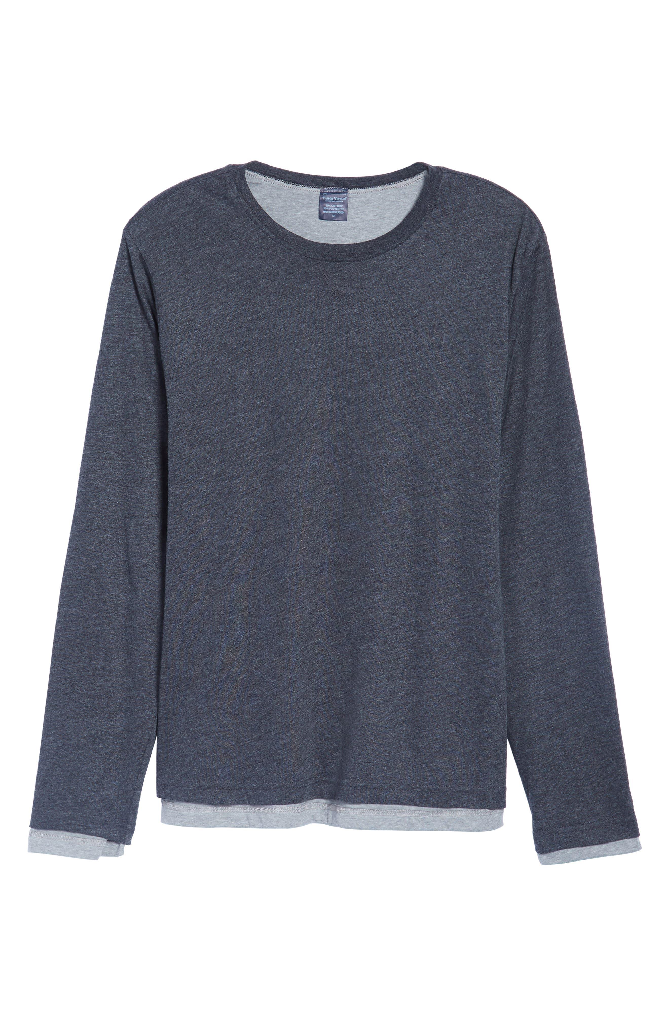 Reversible T-Shirt,                             Alternate thumbnail 7, color,                             012