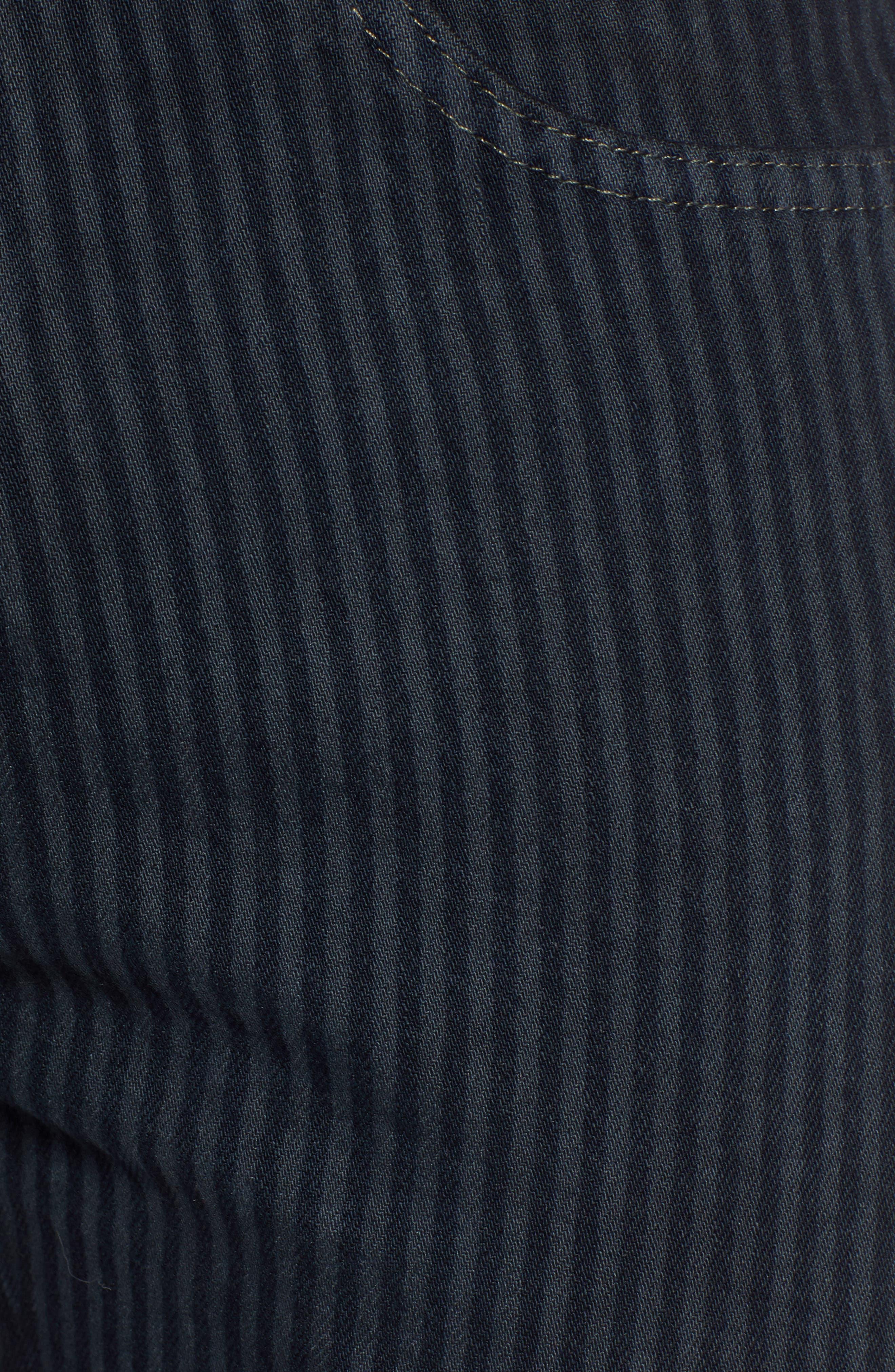 511<sup>™</sup> Stripe Slim Fit Jeans,                             Alternate thumbnail 5, color,                             PAUPER