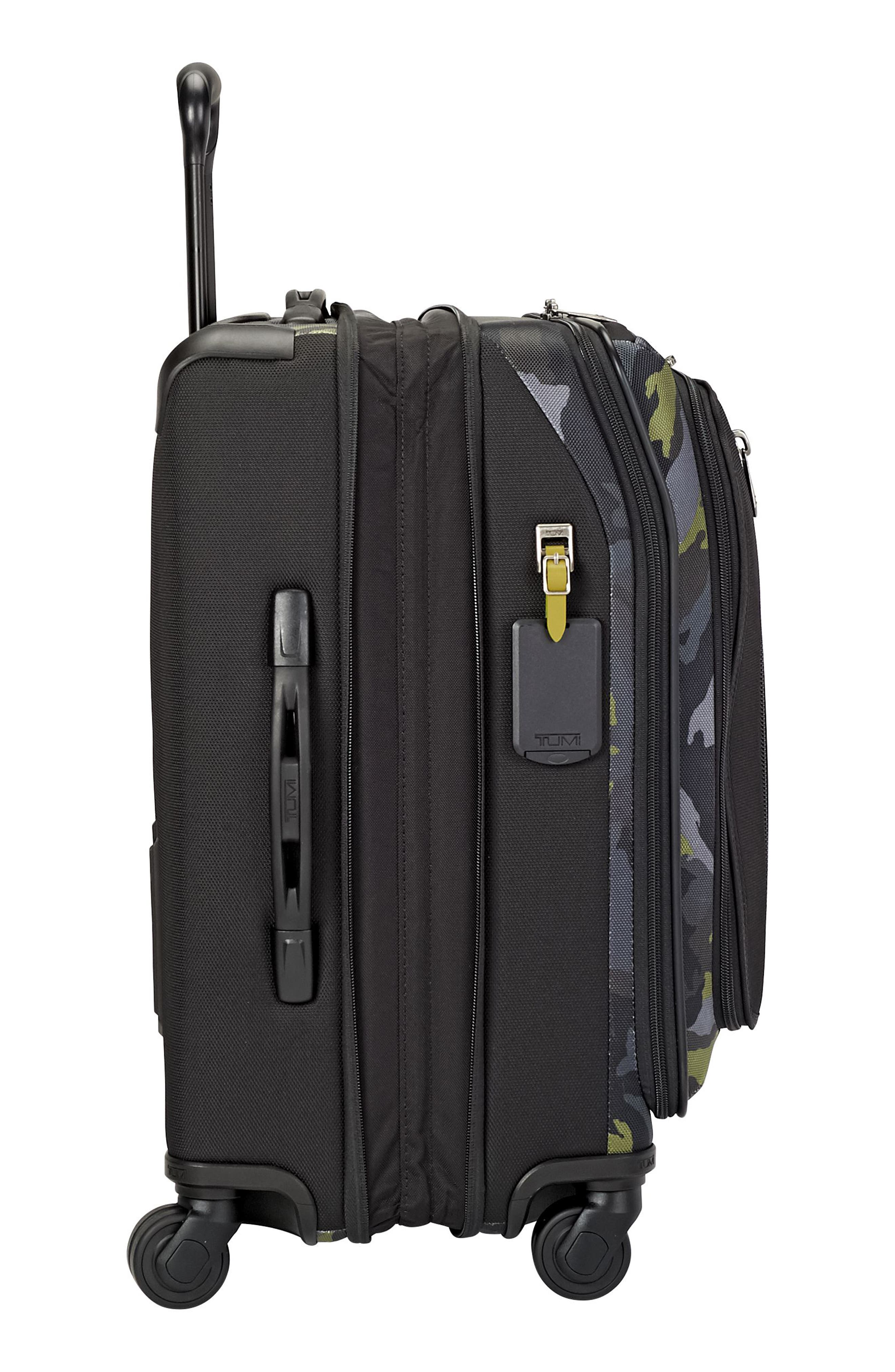Merge - 22-Inch Continental Expandable Rolling Carry-On,                             Alternate thumbnail 10, color,