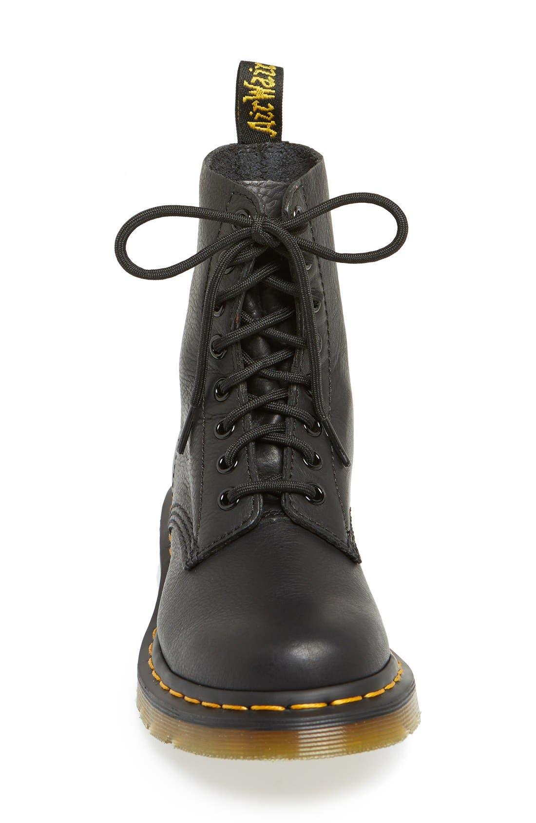 'Pascal' Boot,                             Alternate thumbnail 2, color,                             BLACK VIRGINIA