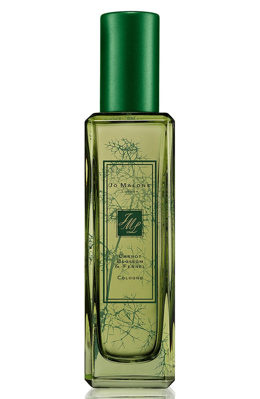 Carrot Blossom & Fennel Cologne,                             Main thumbnail 1, color,                             000