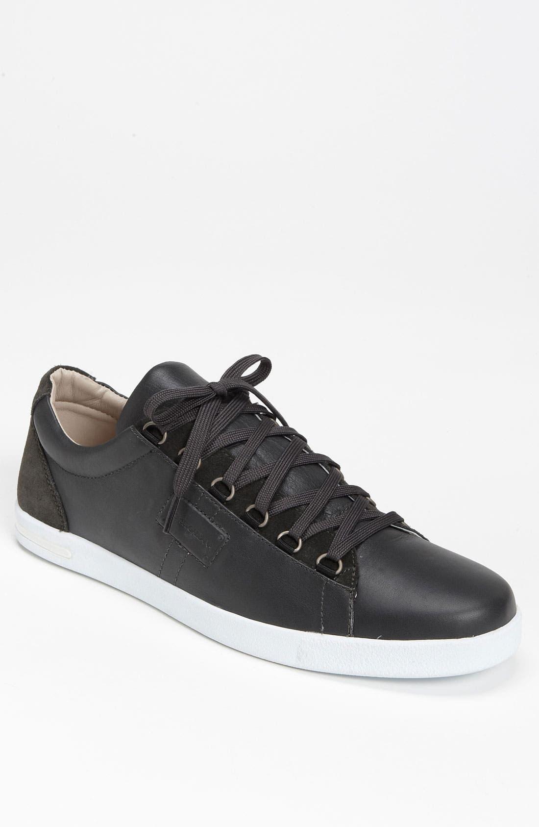 Loop Eyelet Sneaker, Main, color, 030