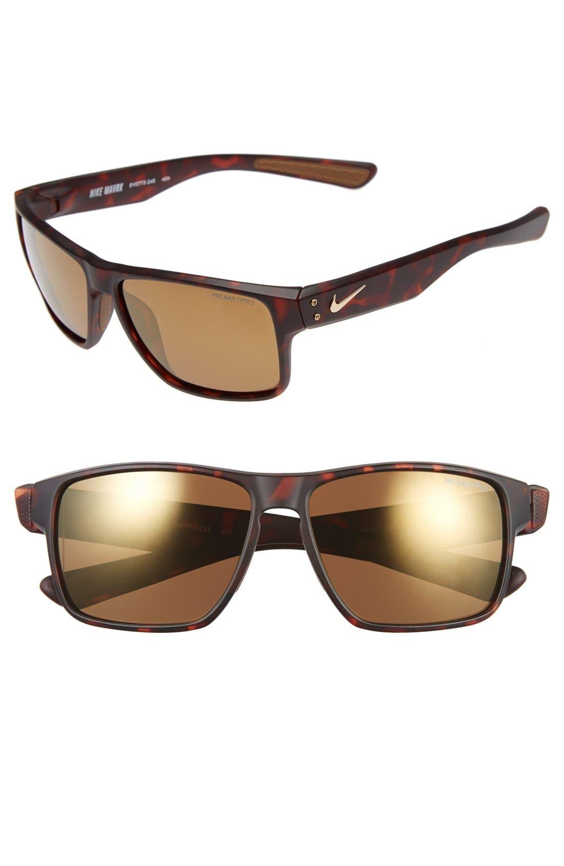'Mavrk' 59mm Sunglasses,                             Main thumbnail 1, color,                             200