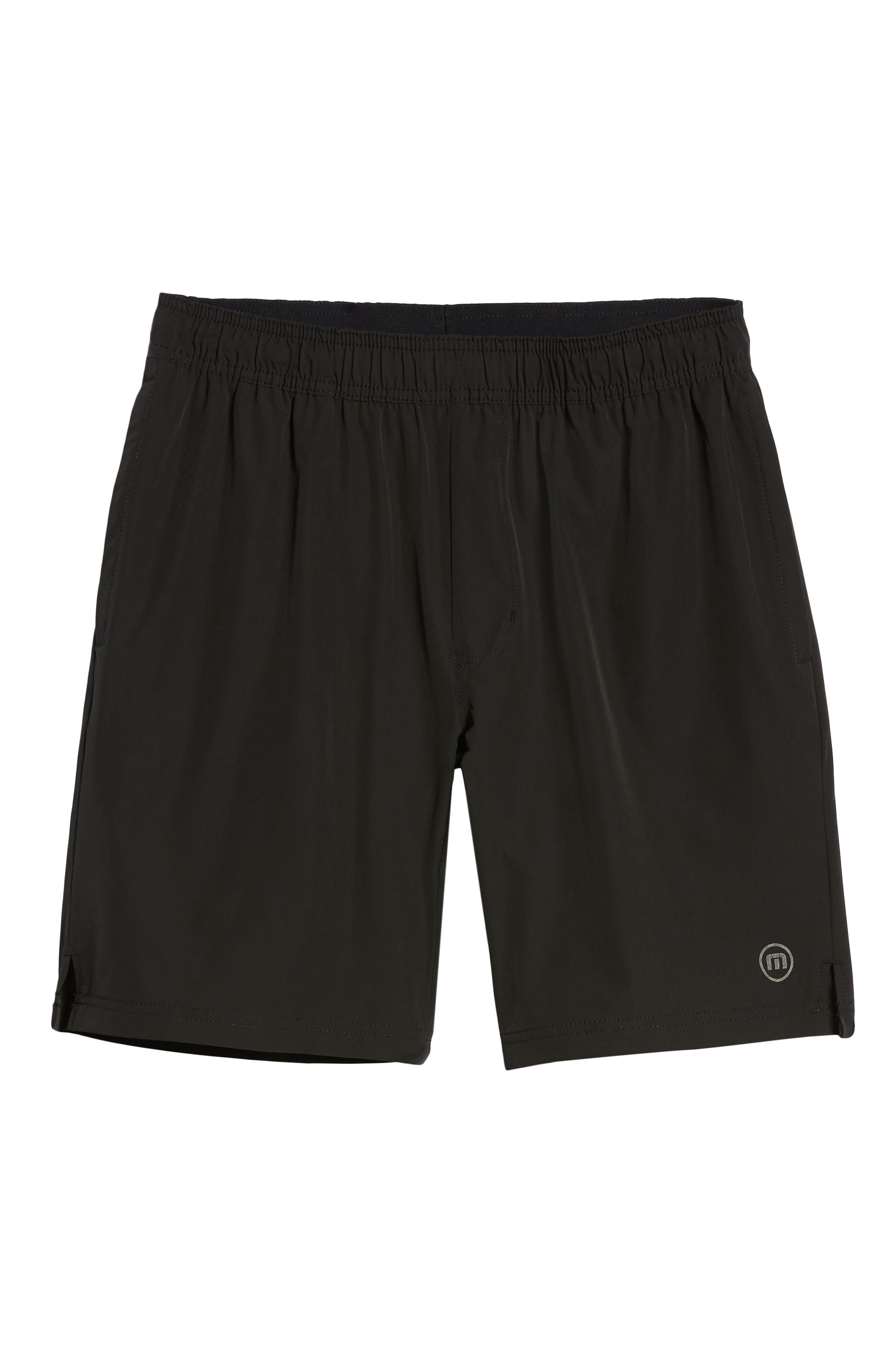 Deering Shorts,                             Alternate thumbnail 6, color,                             BLACK