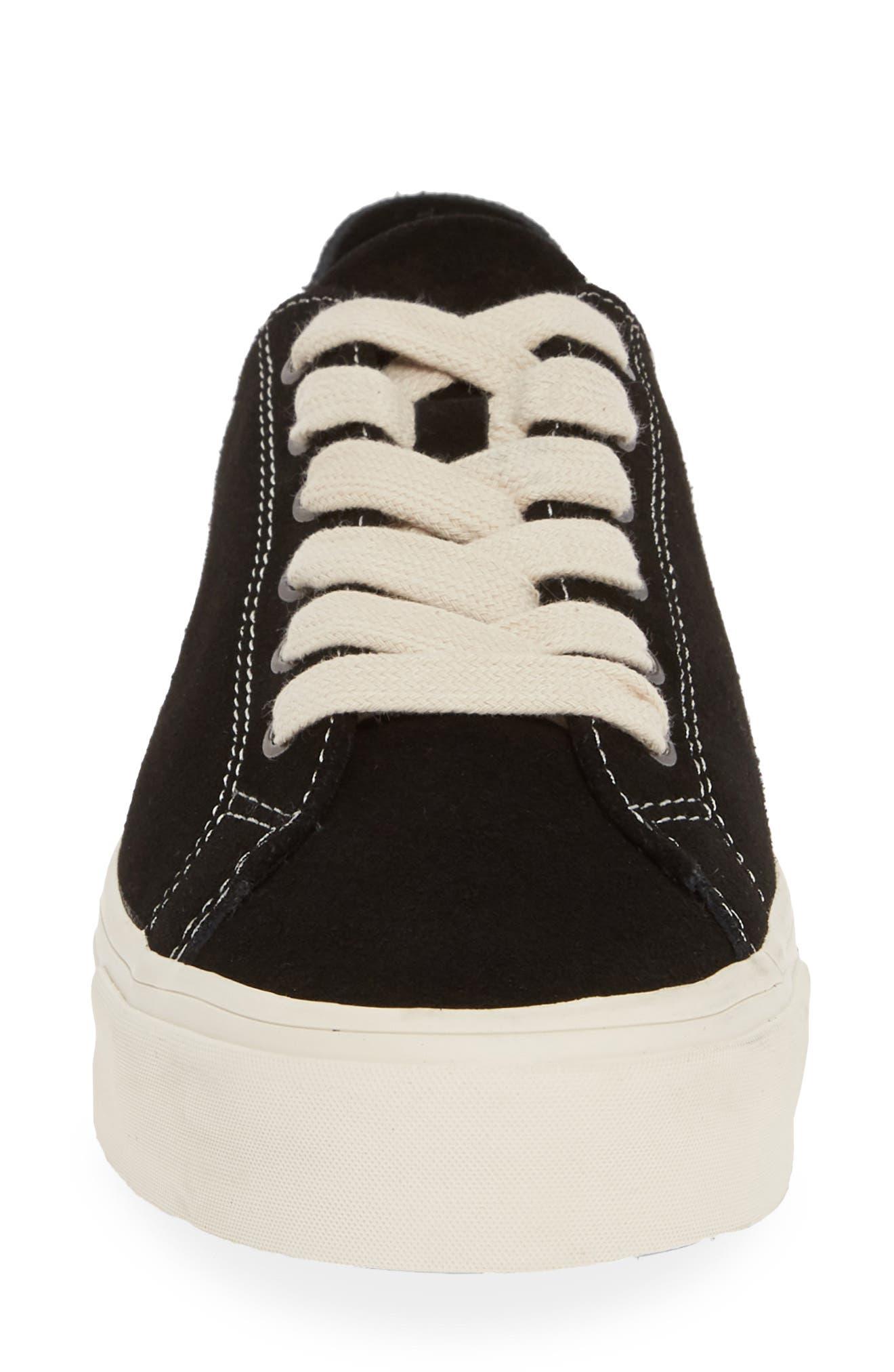 SEAVEES,                             Sausalito Sneaker,                             Alternate thumbnail 4, color,                             BLACK/ BLACK