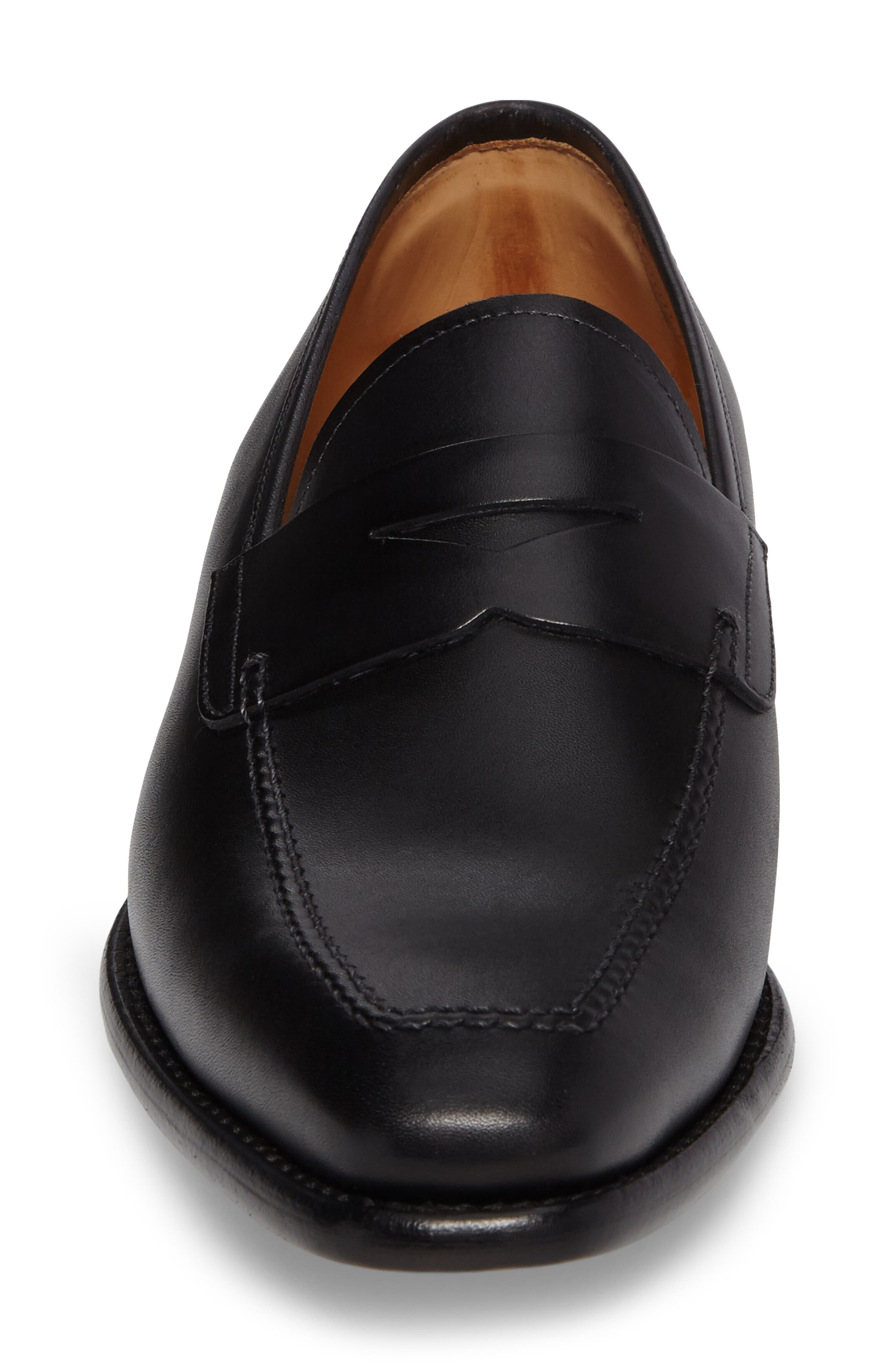 Claude Penny Loafer,                             Alternate thumbnail 4, color,                             008