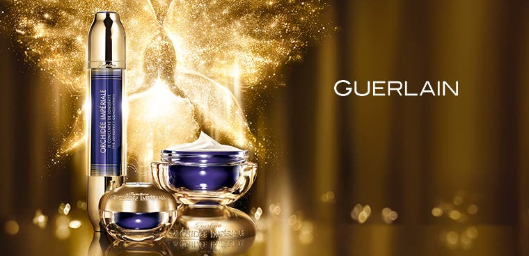 Guerlain beauty.