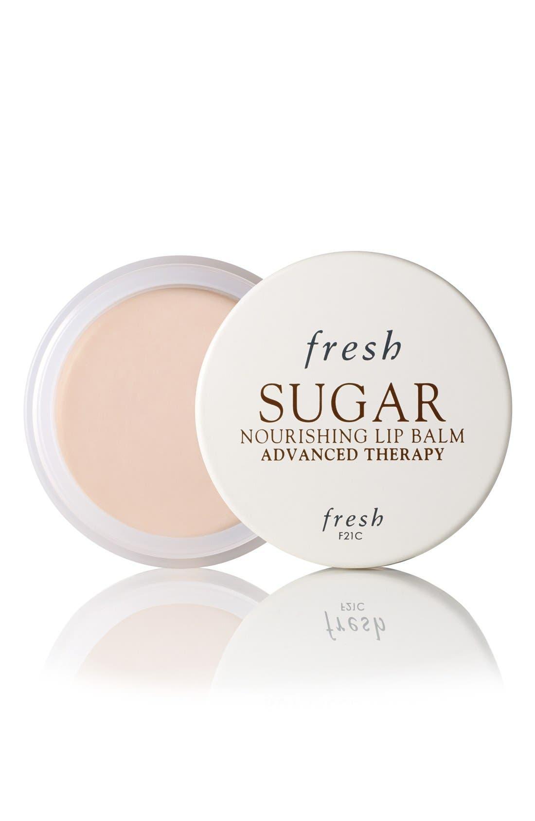 Sugar Nourishing Lip Balm Advanced Therapy,                             Main thumbnail 1, color,                             000