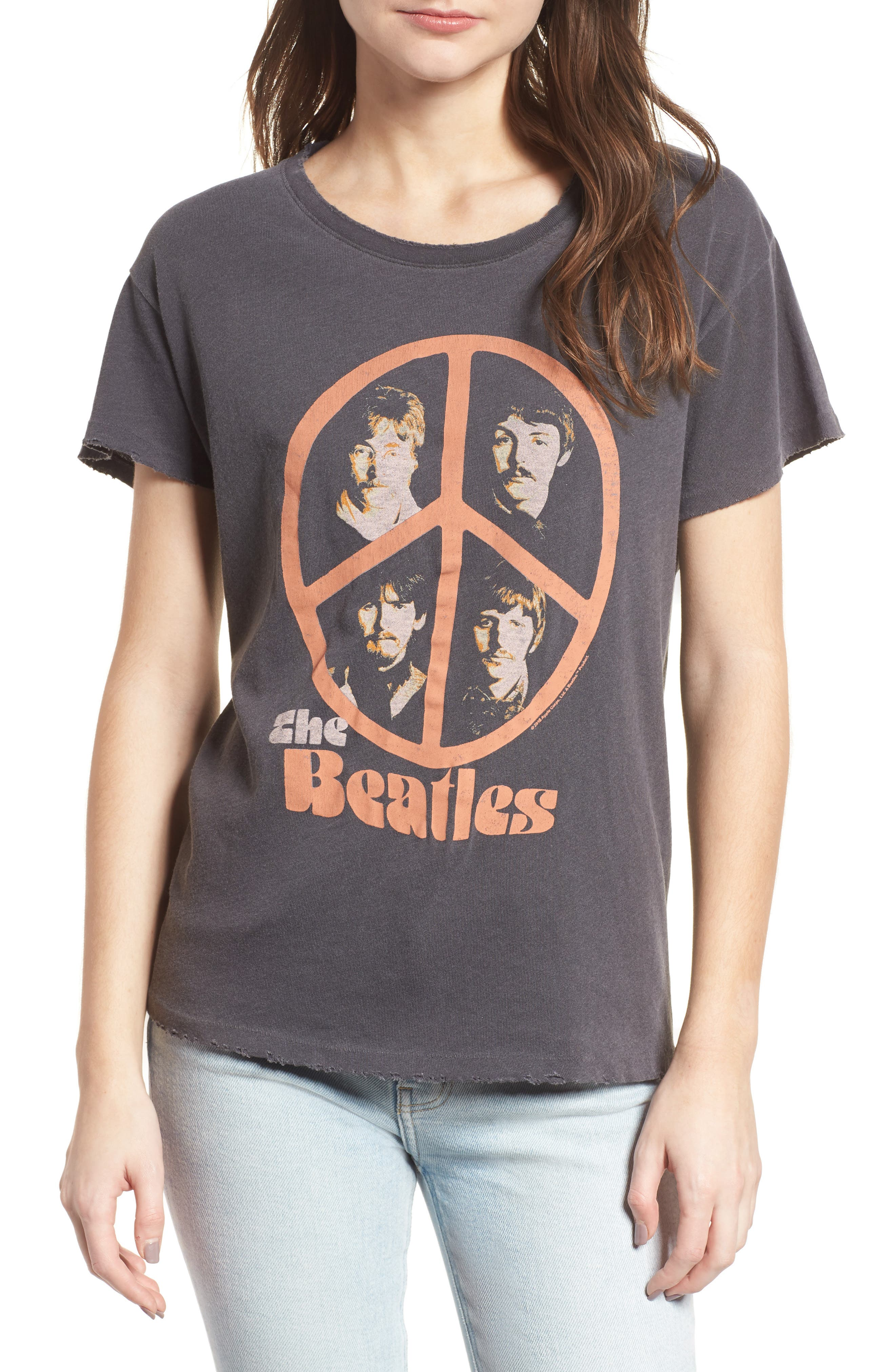 The Beatles Tee,                         Main,                         color, 005
