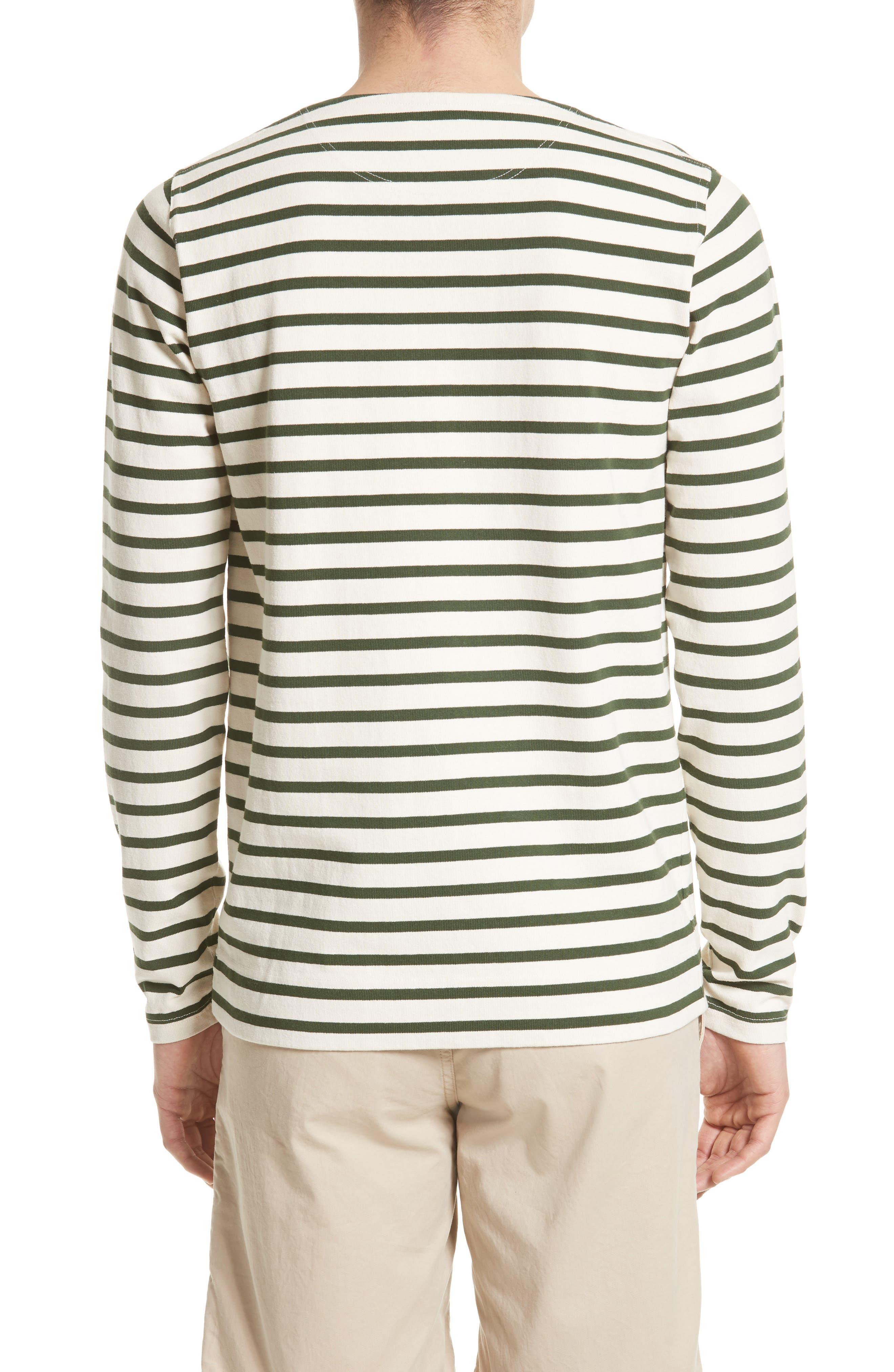 Stripe T-Shirt,                             Alternate thumbnail 5, color,