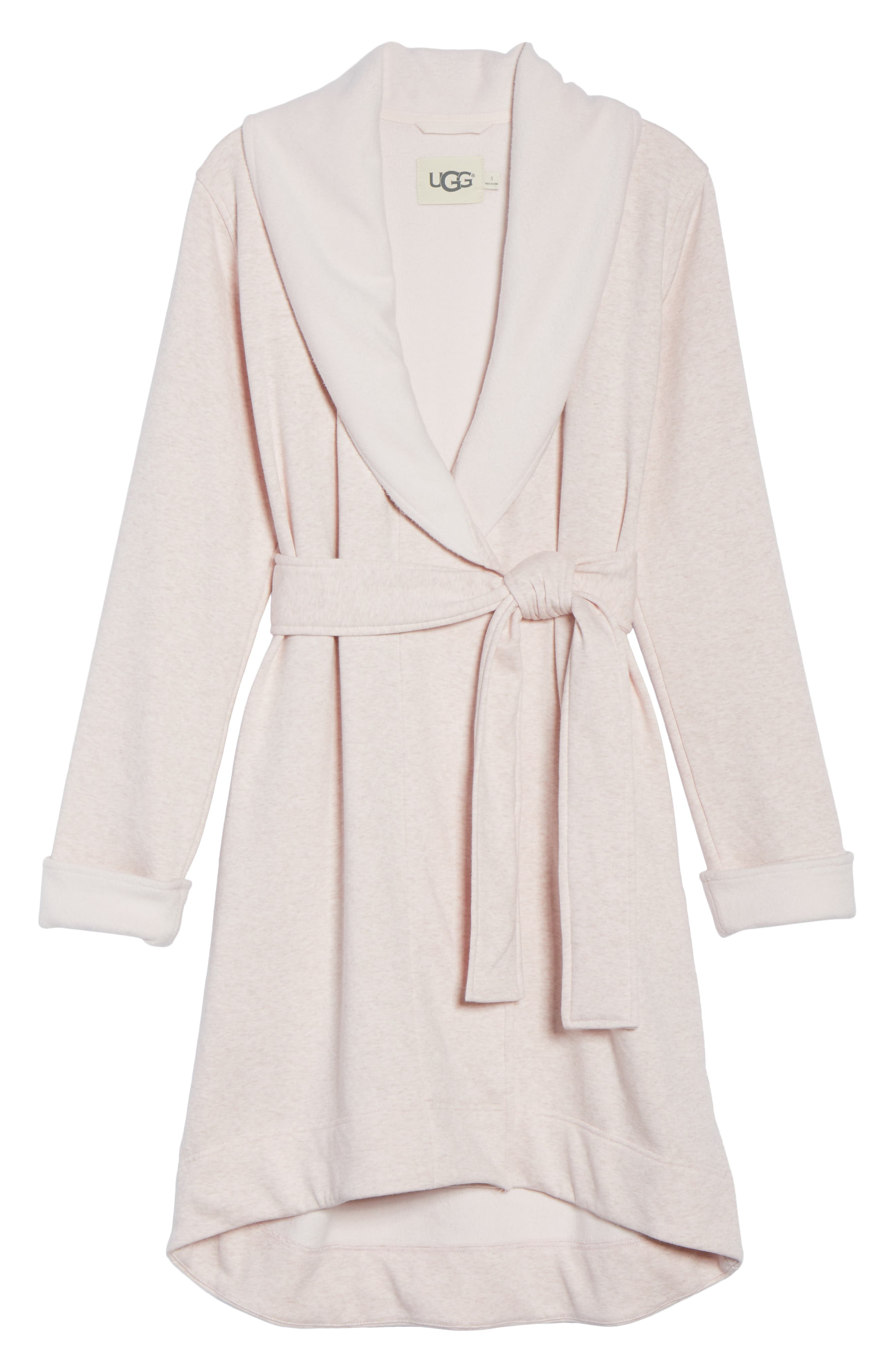 Blanche II Short Robe,                             Alternate thumbnail 42, color,